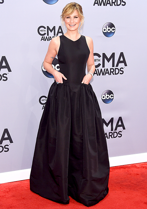 Jennifer Nettles CMA Awards 2014