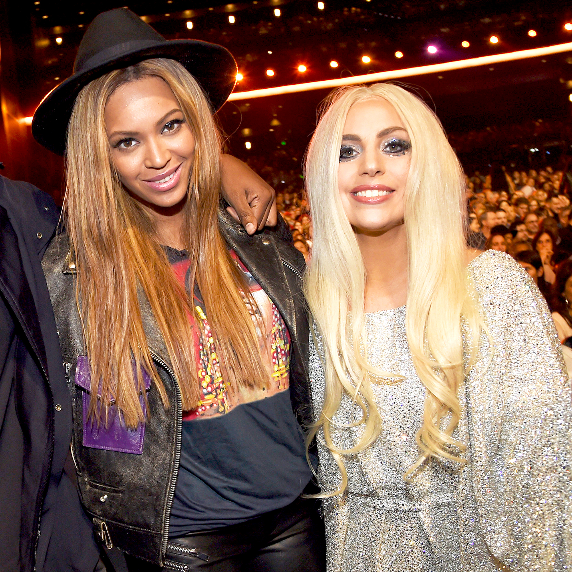 Beyonce and Lady Gaga