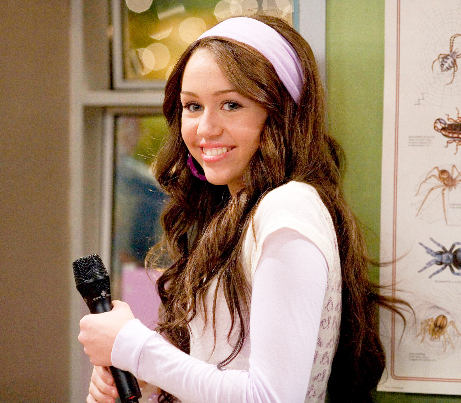 Miley Cyrus Reacts To Her Hannah Montana Audition Tape Watch