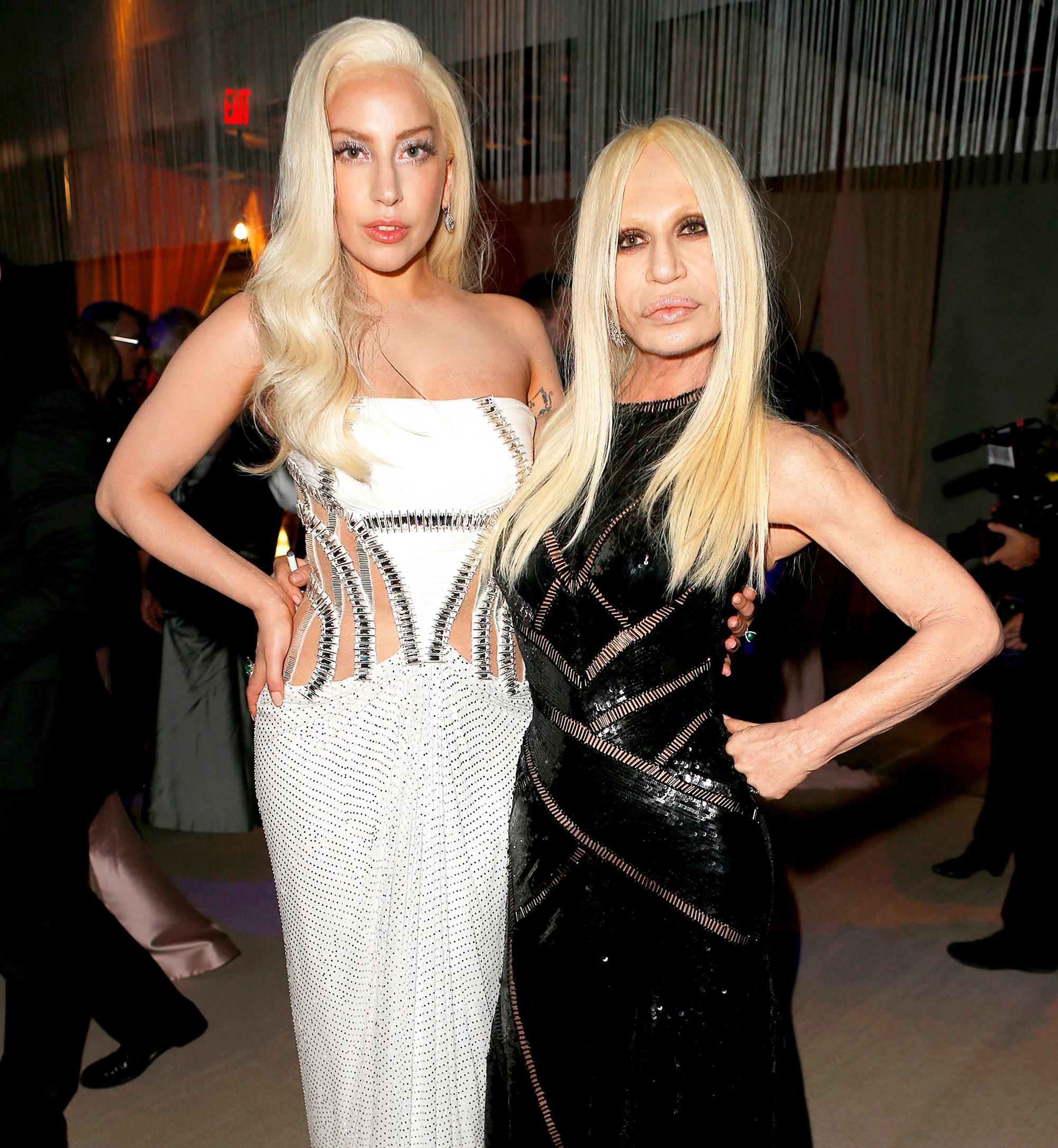 Lady Gaga to Star as Donatella Versace in  American Crime Story  aa755b1ea