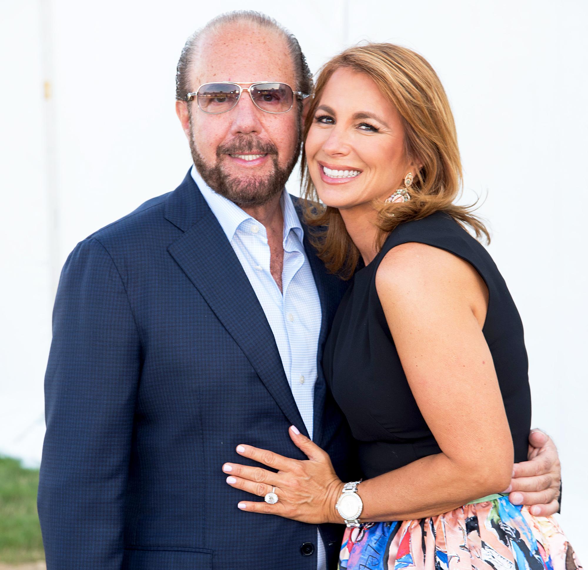 Bobby Zarin and Jill Zarin