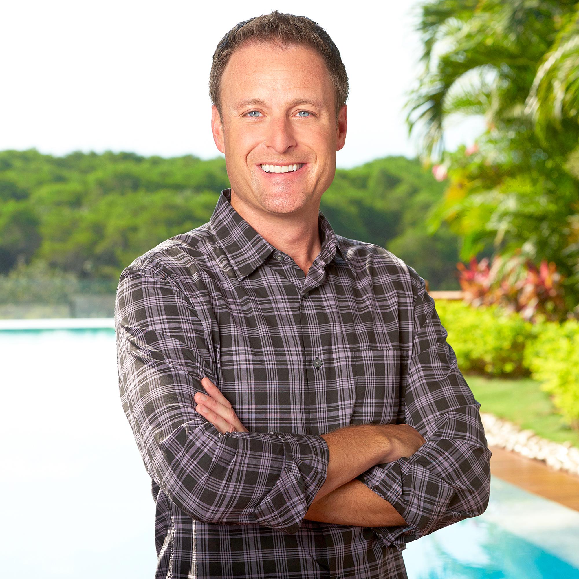 Chris Harrison Bachelor in Paradise