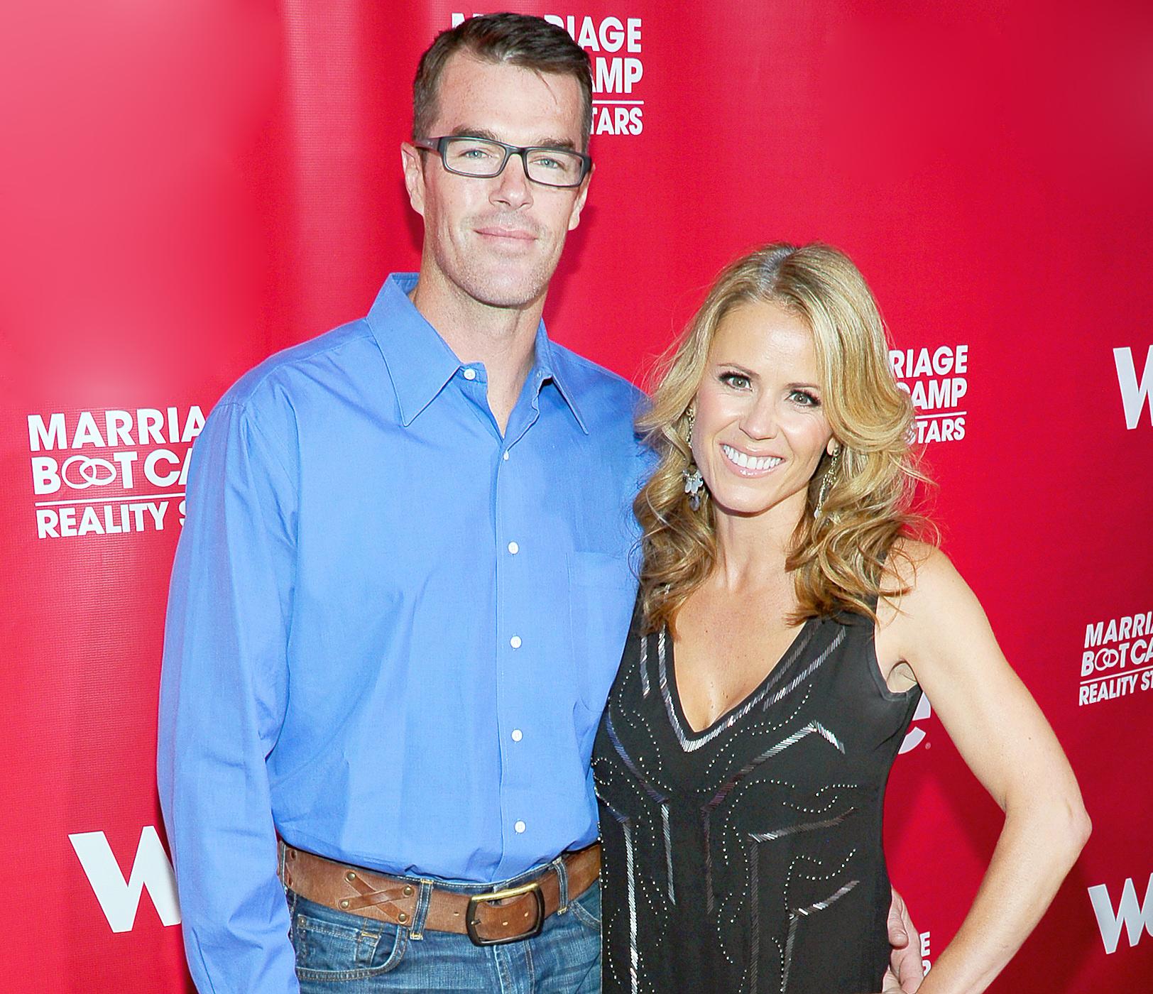 Ryan Sutter and Trista Sutter