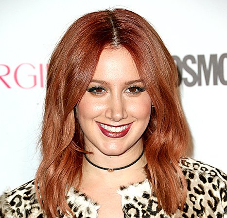 Ashley Tisdale - choker