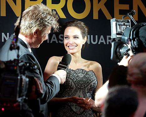 Angelina Jolie - Unbroken
