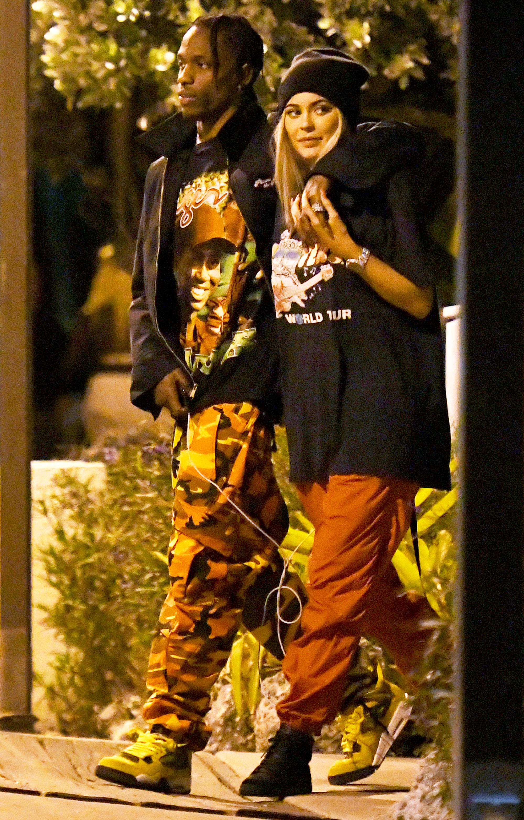 dafec4eb6ed35 Kylie Jenner and Travis Scott  Relationship Timeline