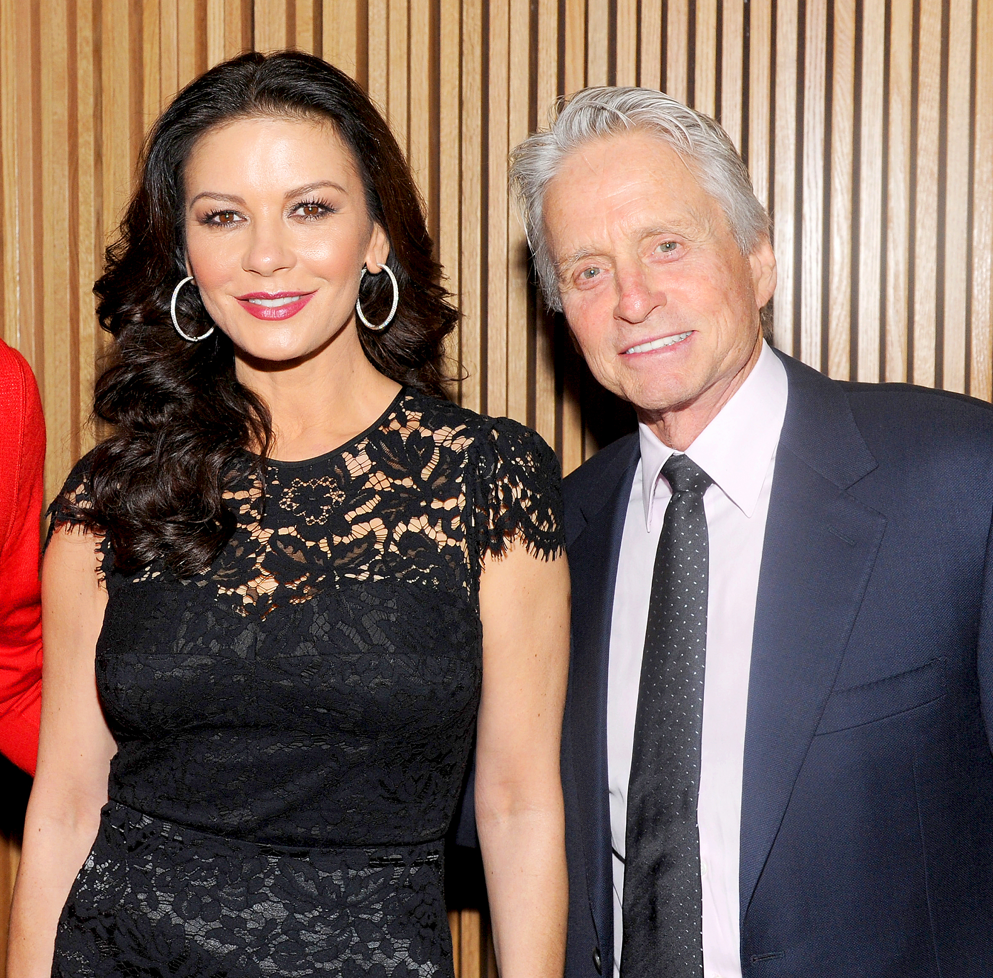Image result for catherine zeta-jones and michael douglas
