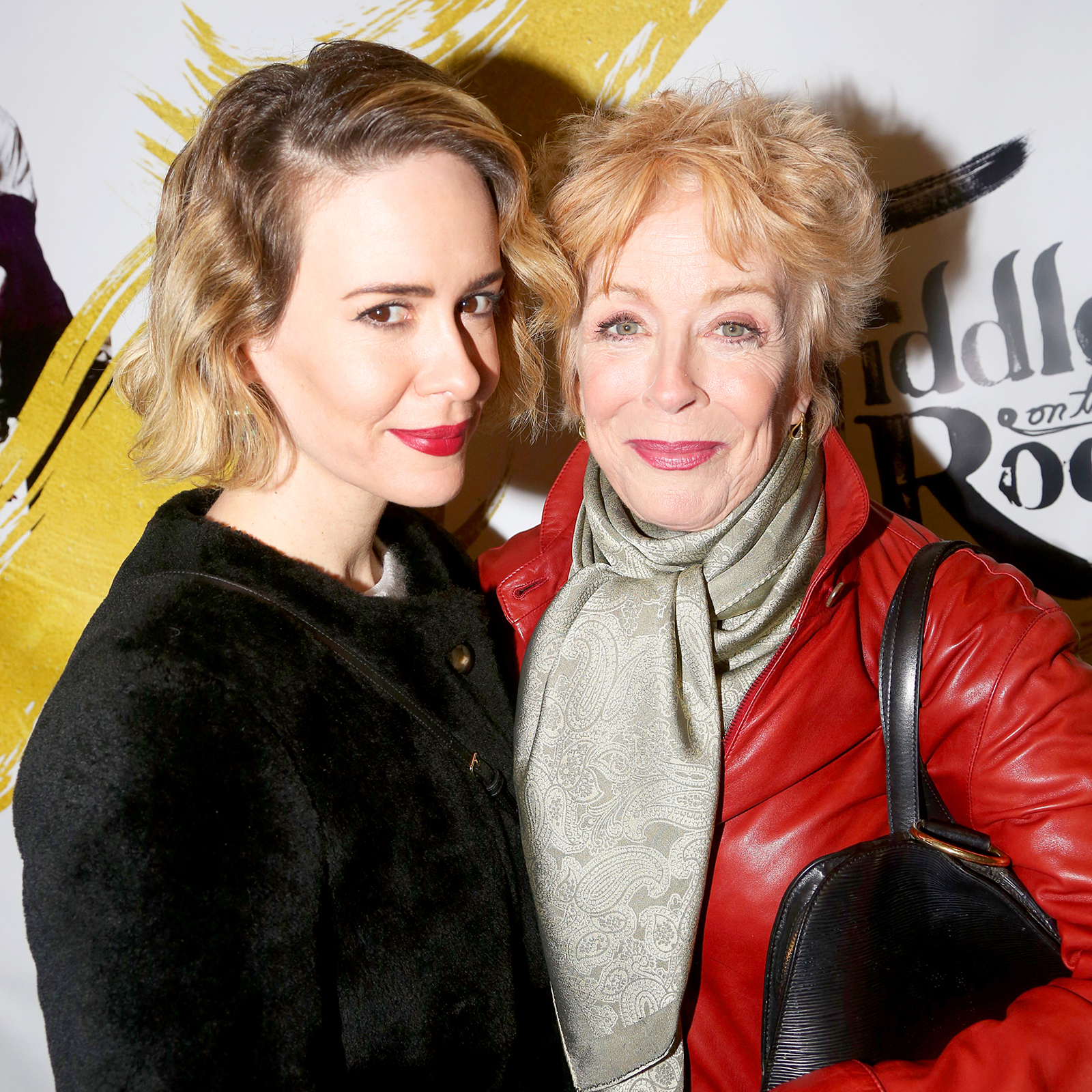 Holland Taylor Gushes About Wonderful Love Sarah Paulson