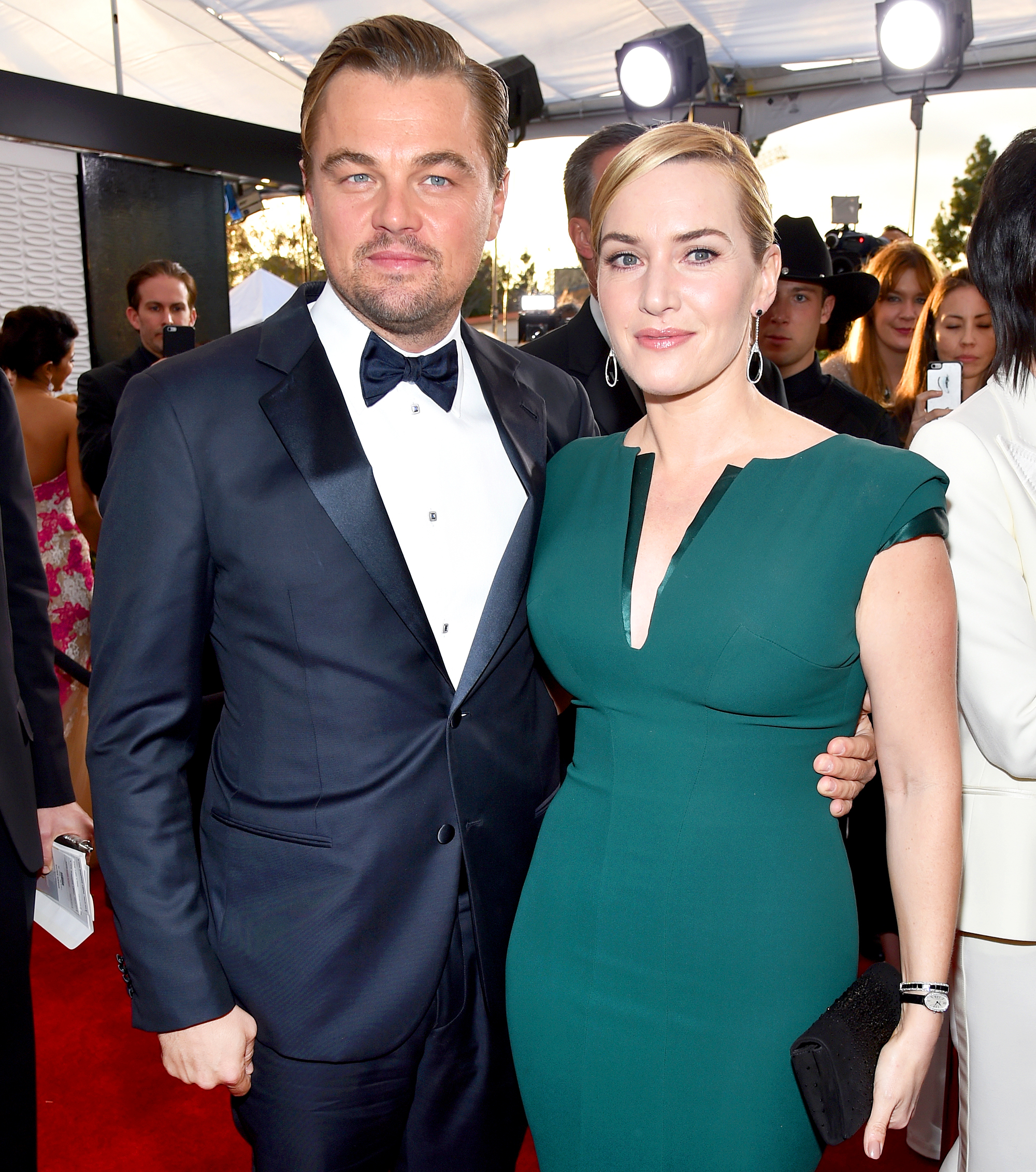 Kate Winslet Won\'t Boycott Oscars 2016, Will Attend for Leonardo ...