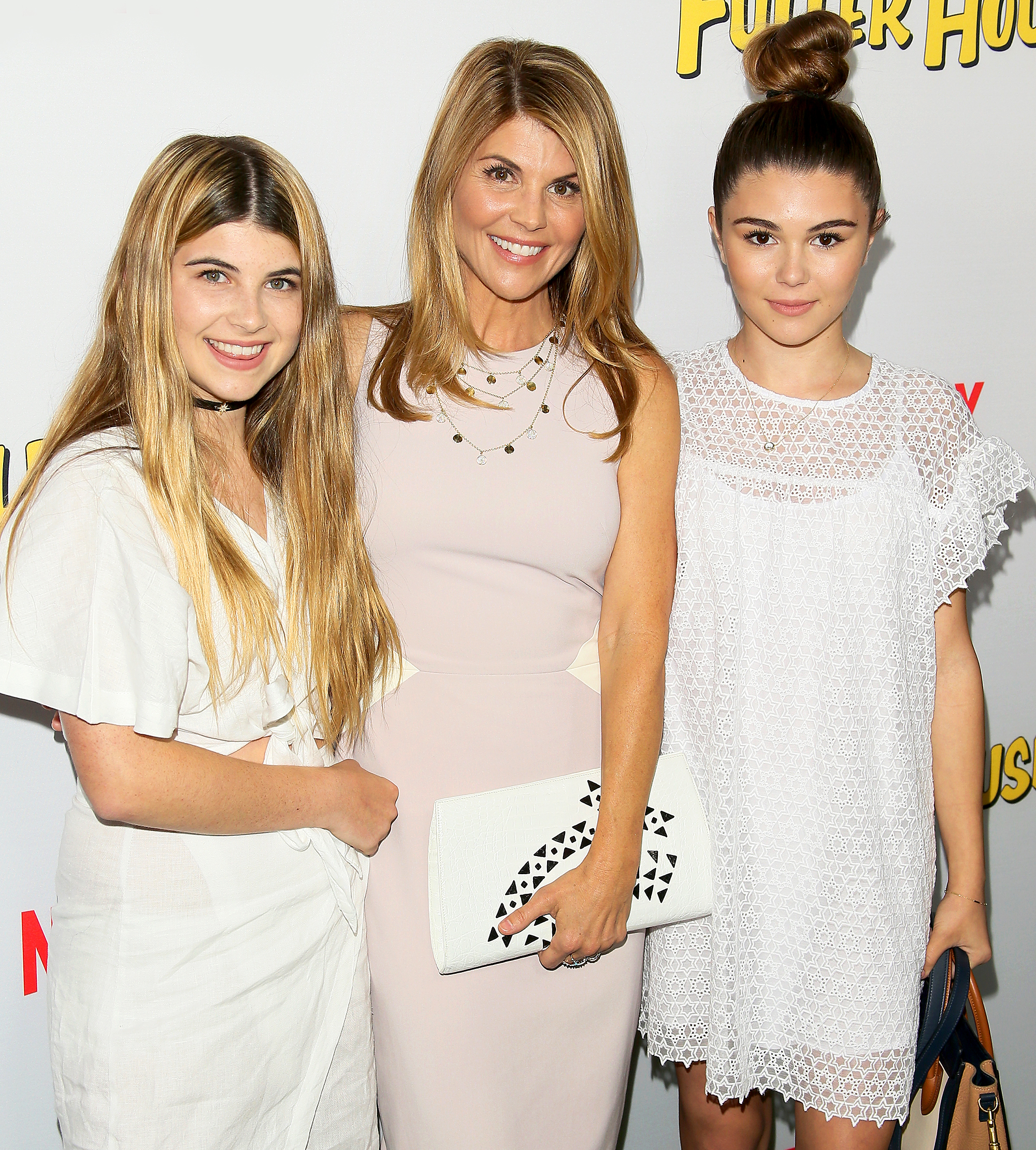 Lori Loughlin, Isabella and Olivia Jade