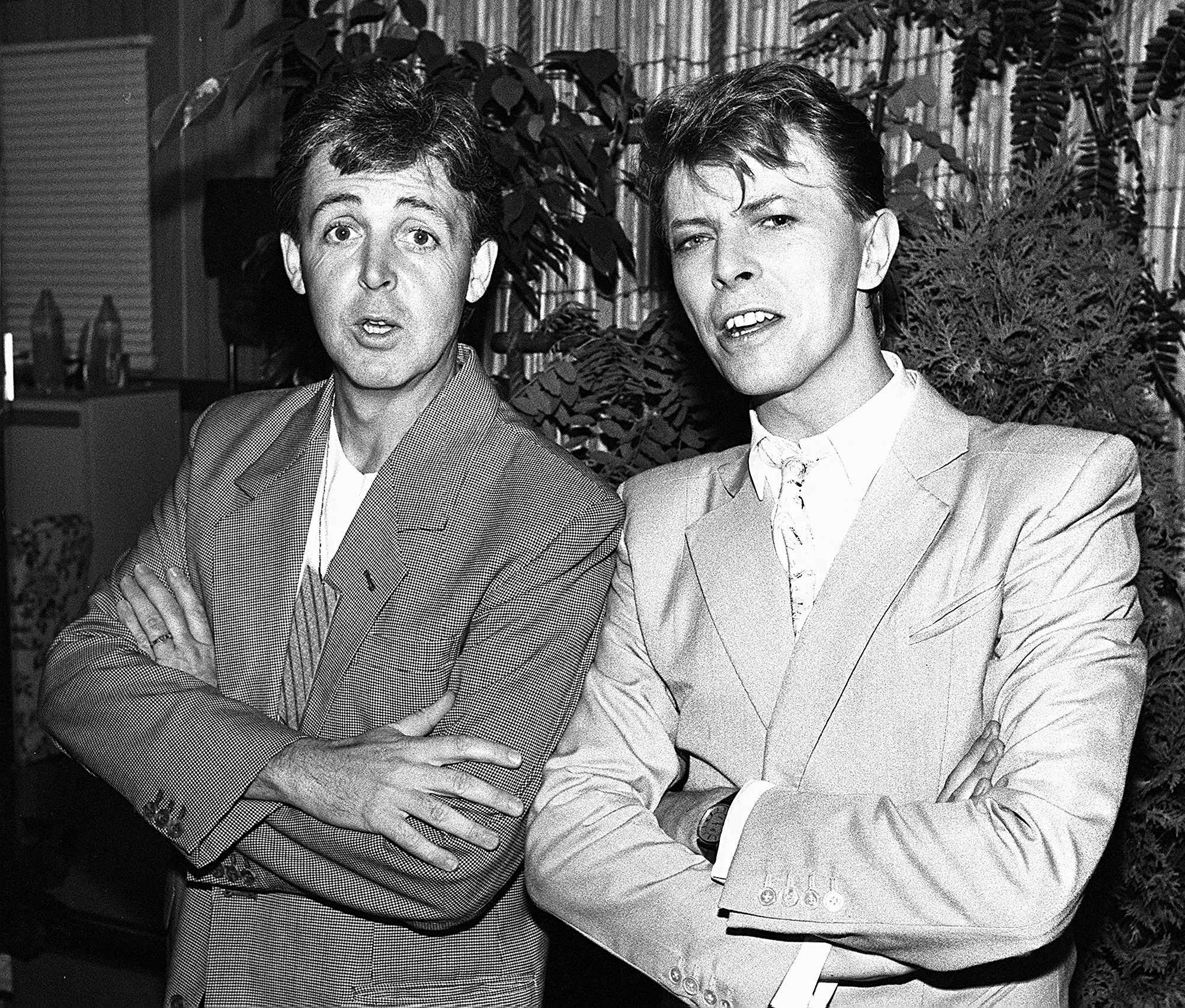 David Bowie Death Madonna Paul McCartney Mick Jagger Reactions