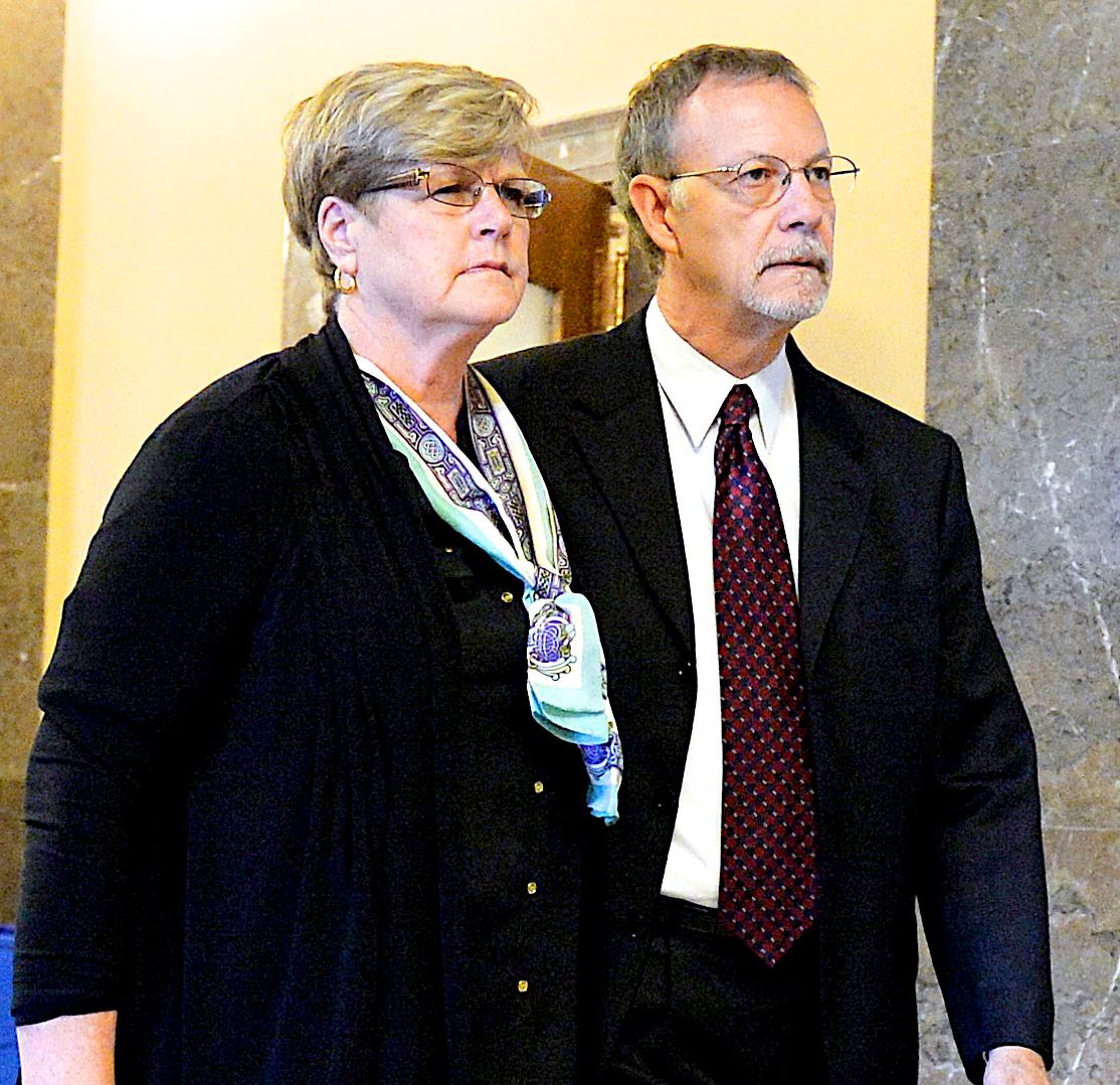 Paula Andrews and Steve Andrews
