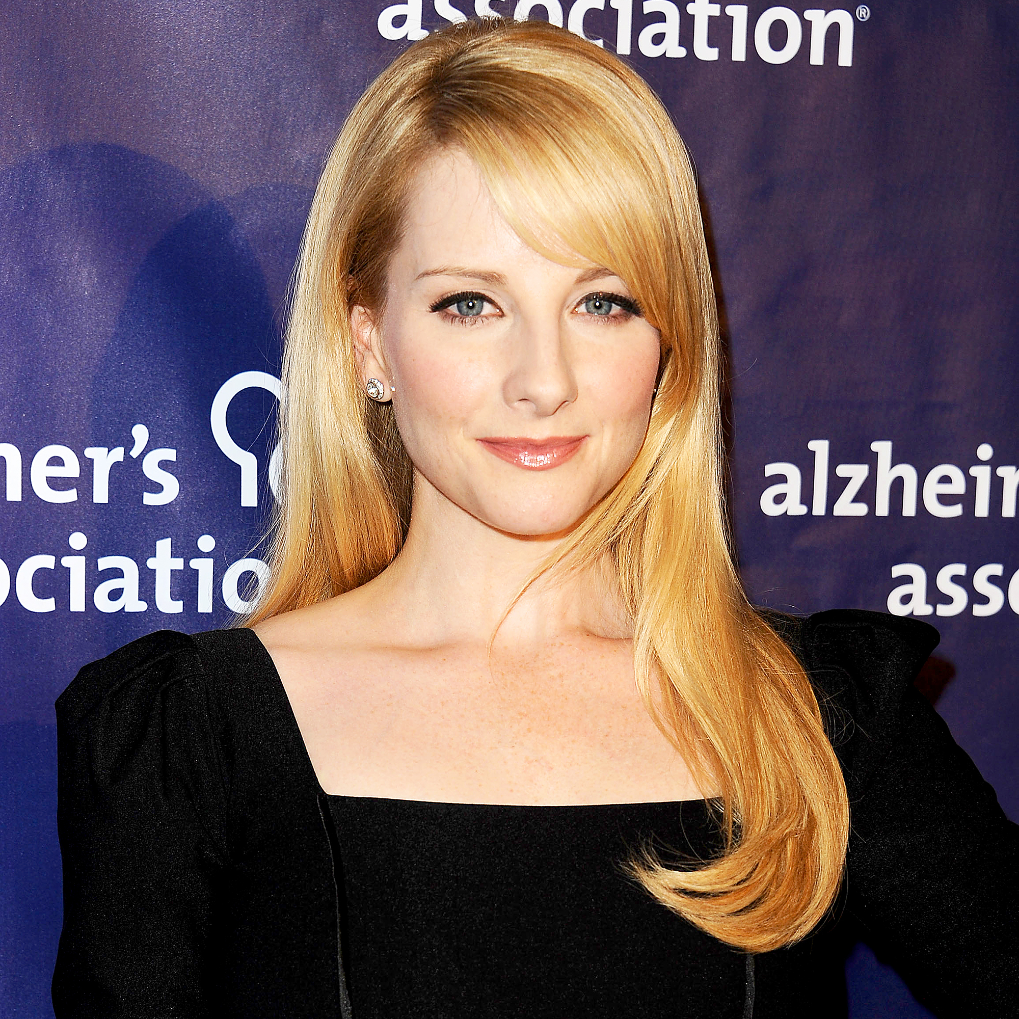 big bang theory' star melissa rauch is pregnant after suffering