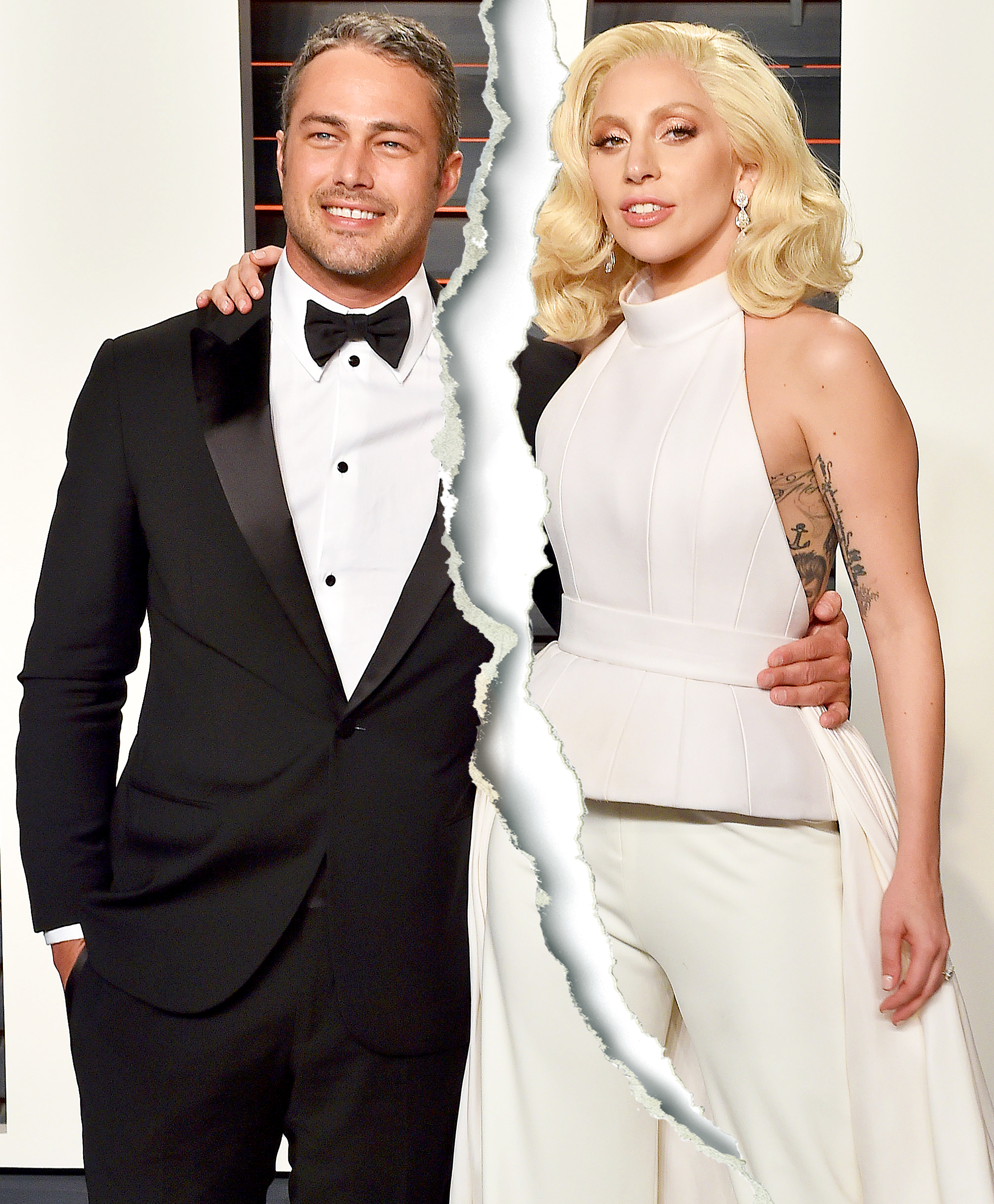 Are Lady Gaga and Taylor KinneyMarried