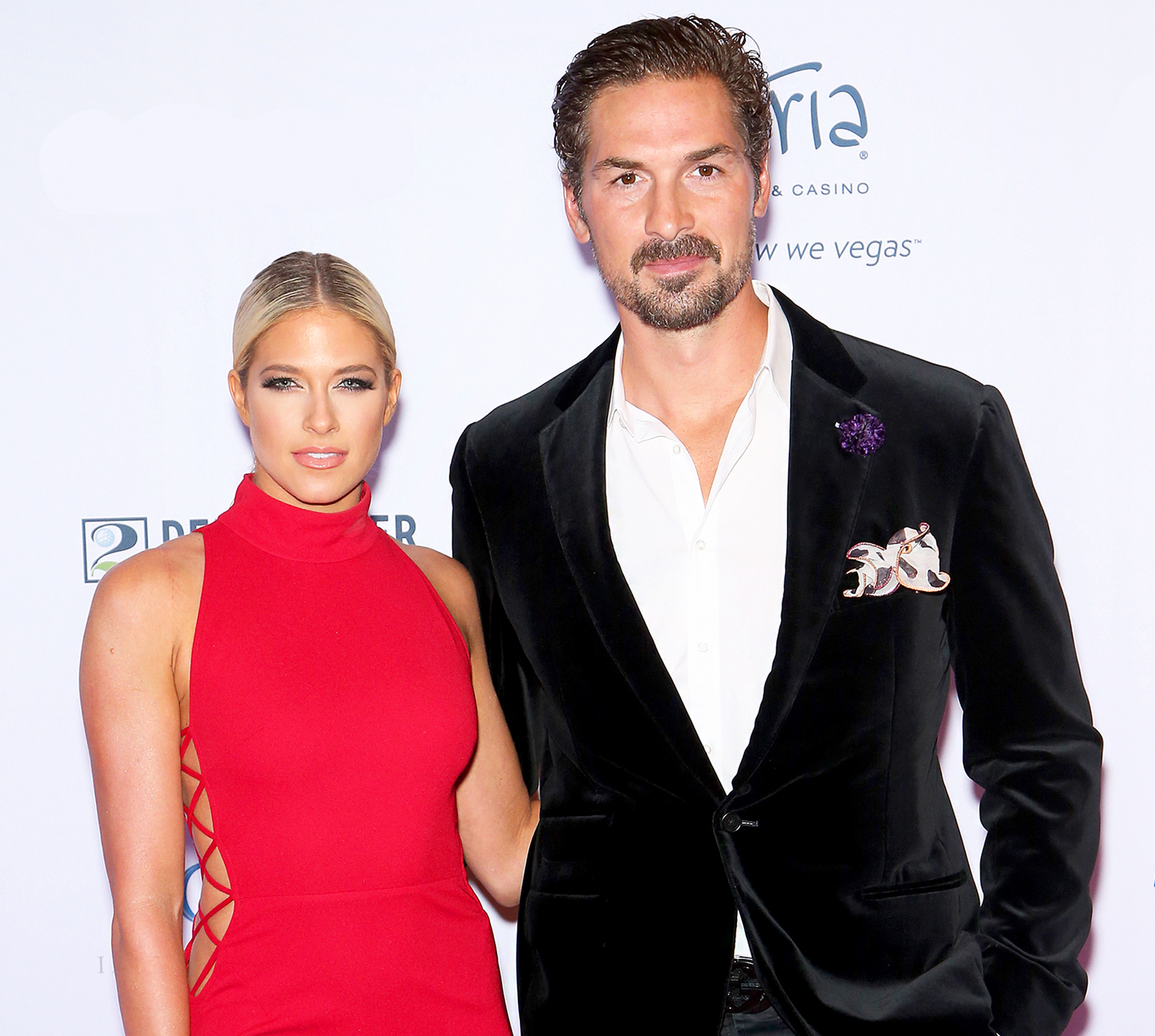 Barbie Blank and Sheldon Souray