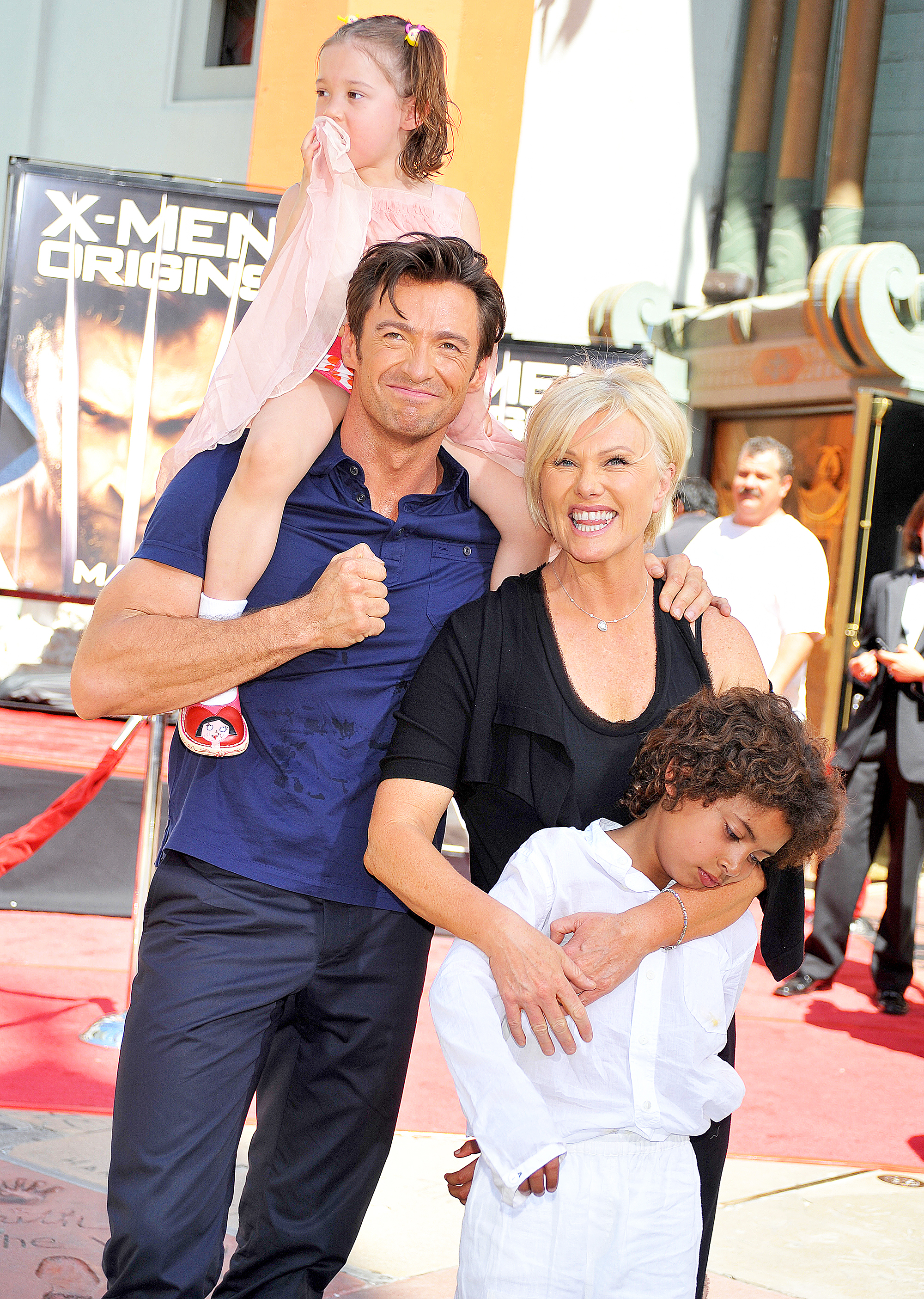 Hugh Jackman Celebrates '21 Glorious Years' With Deborra ...