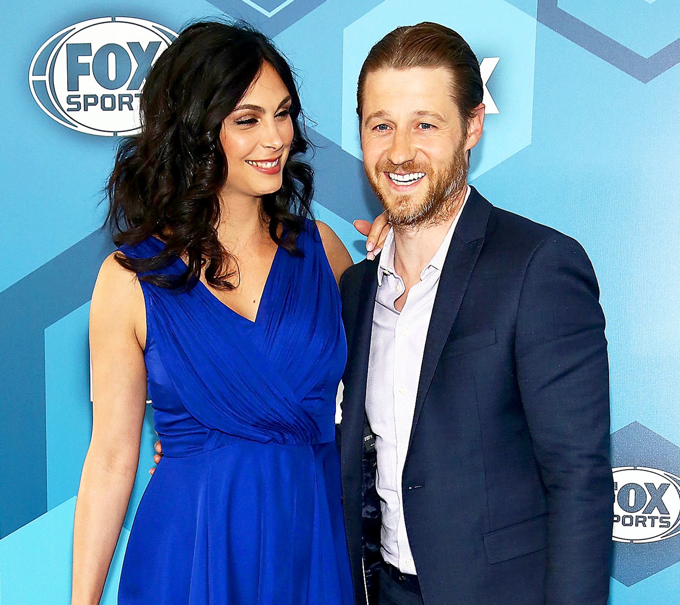 Morena Baccarin and Ben McKenzie