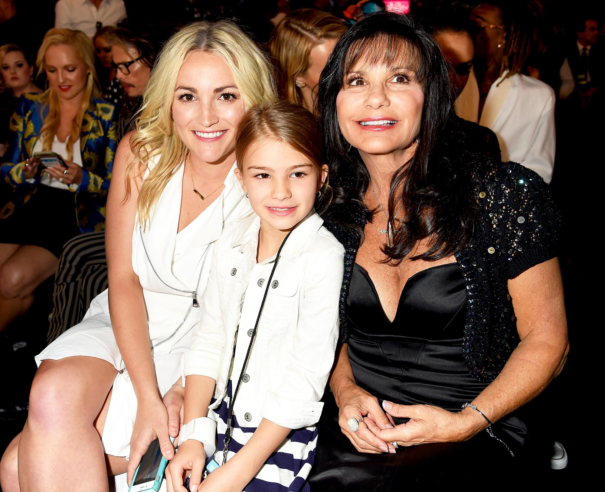 Jamie Lynn Spears, Maddie and Lynne Spears