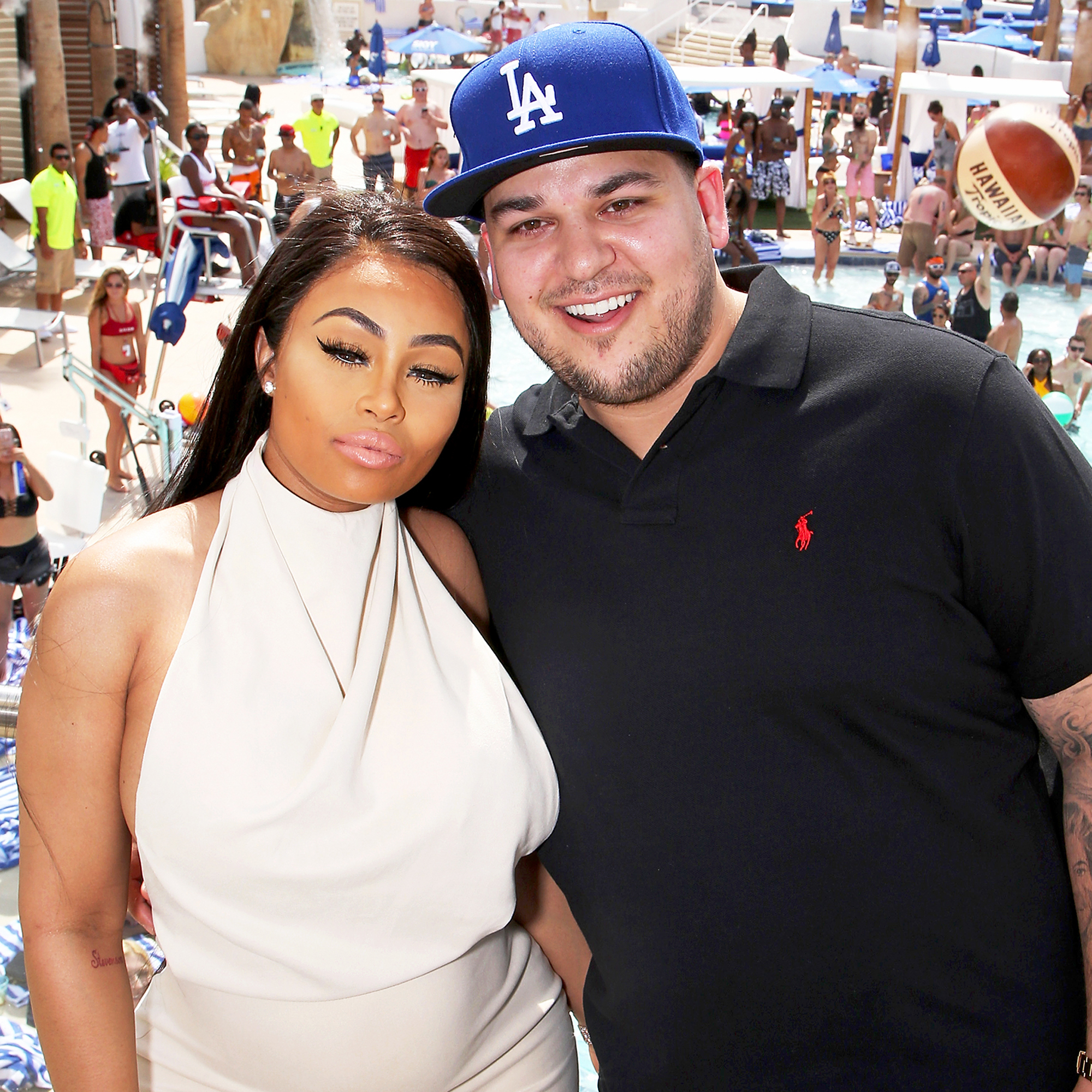 Find Out the of Rob Kardashian and Blac Chyna s Baby