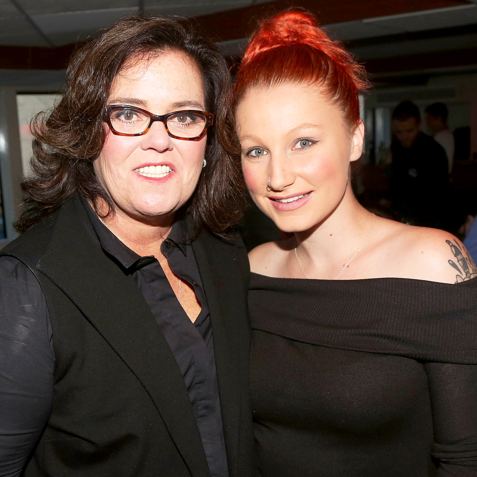 Rosie O'Donnell and Chelsea