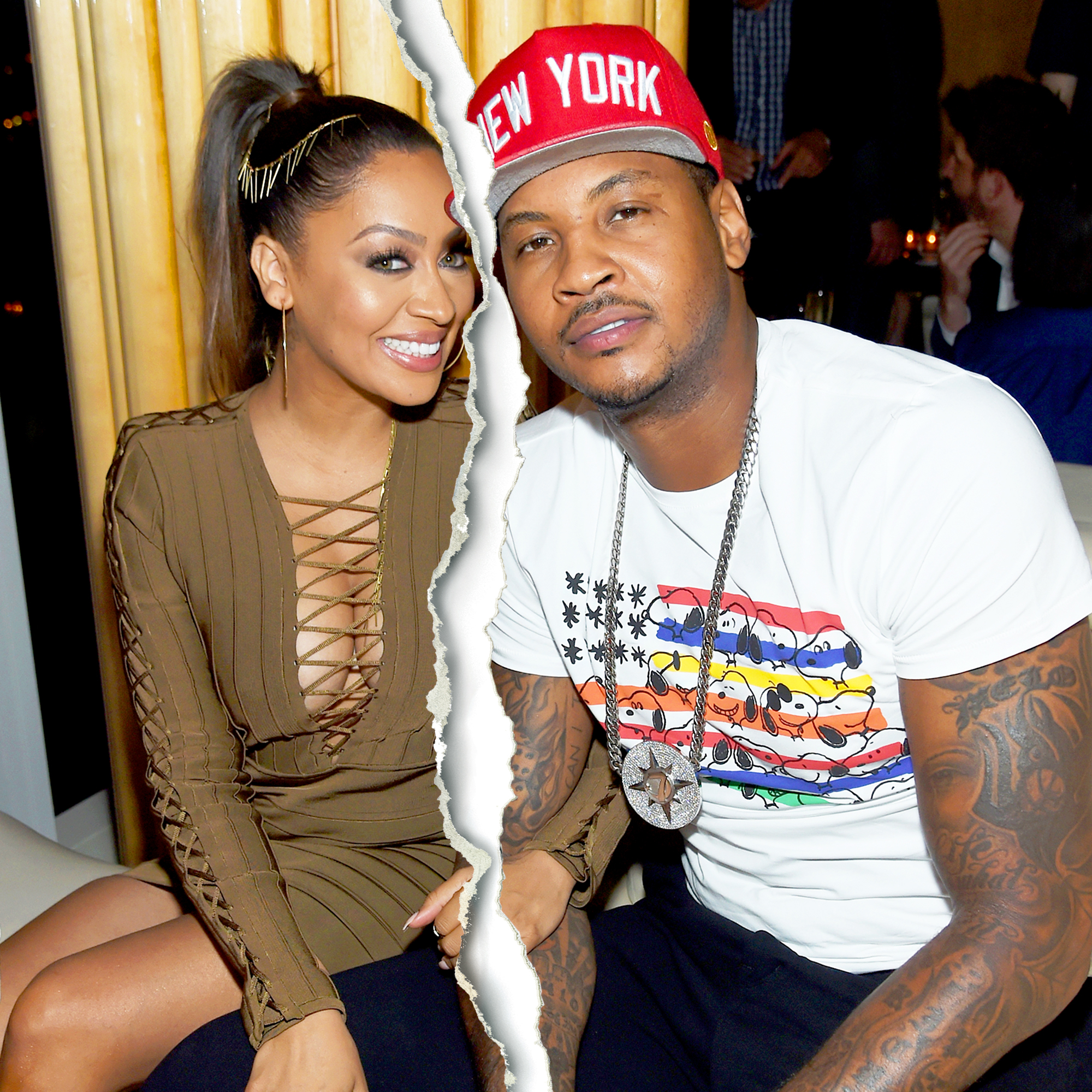 La La and Carmelo Anthony Separate After 7 Years of ...