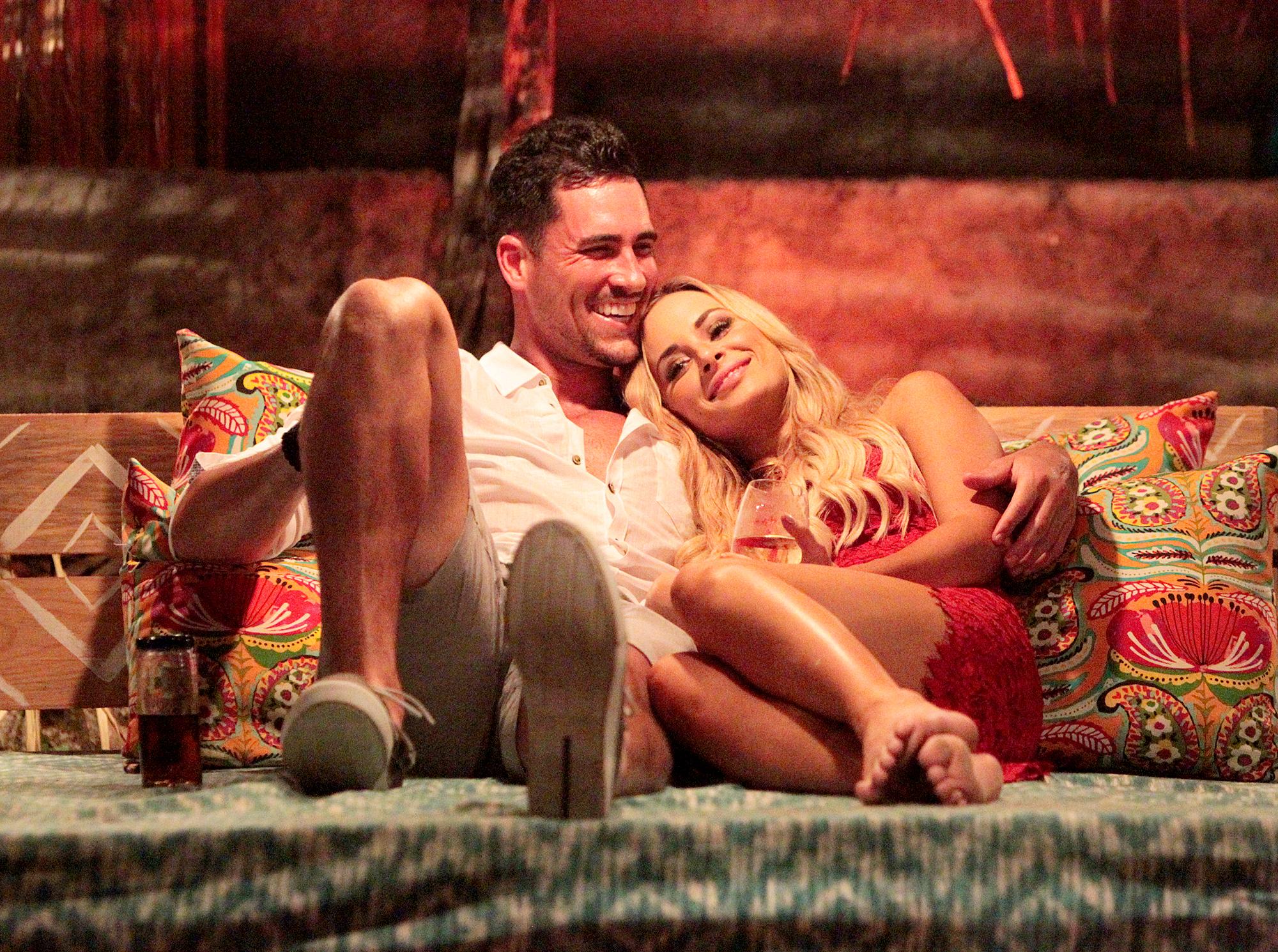 Josh Murray and Amanda Stanton Bachelor in Paradise