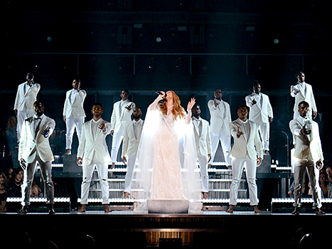Beyonce Knowles - GRAMMYS