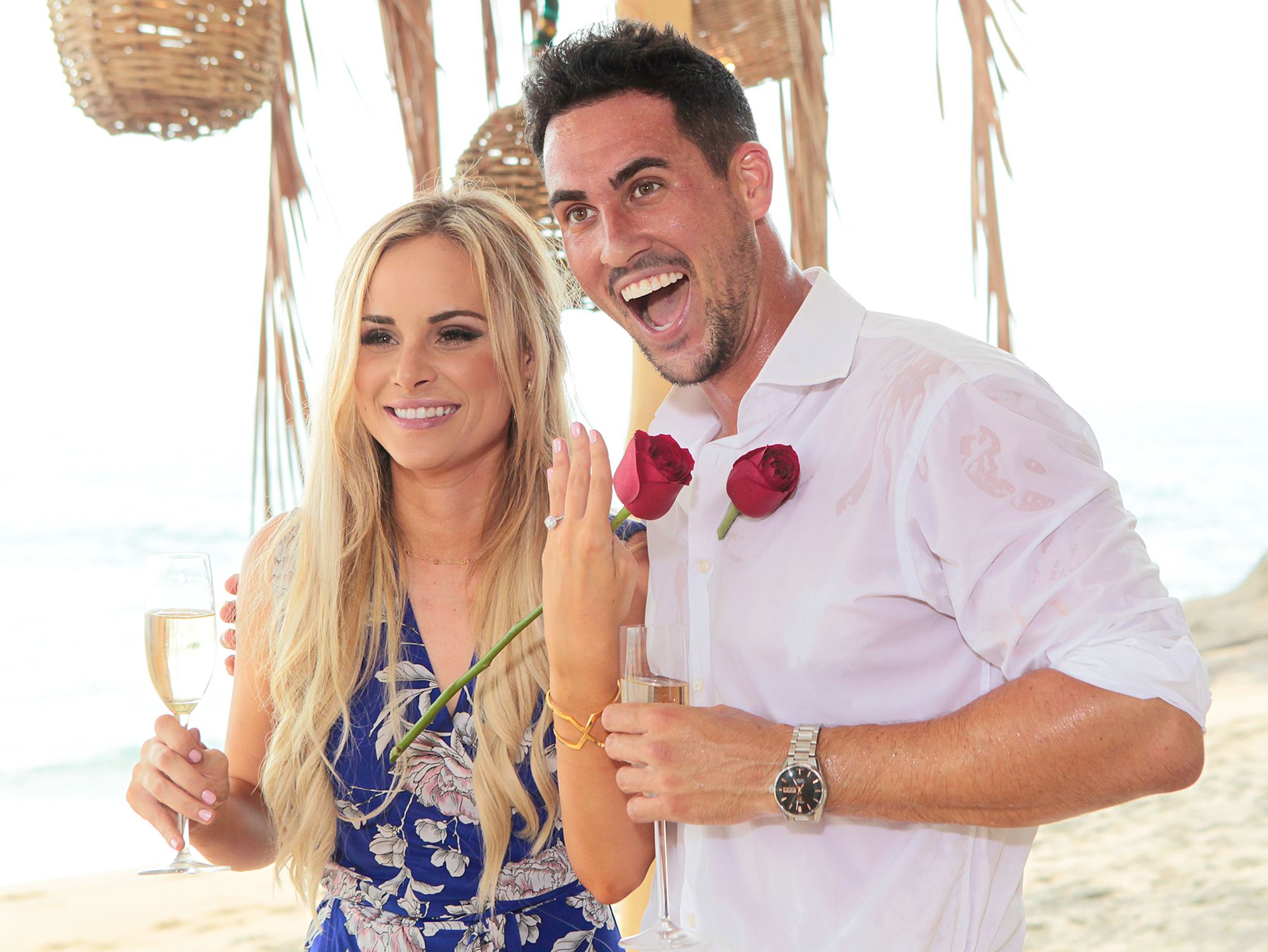 Amanda Stanton and Josh Murray Bachelor in Paradise