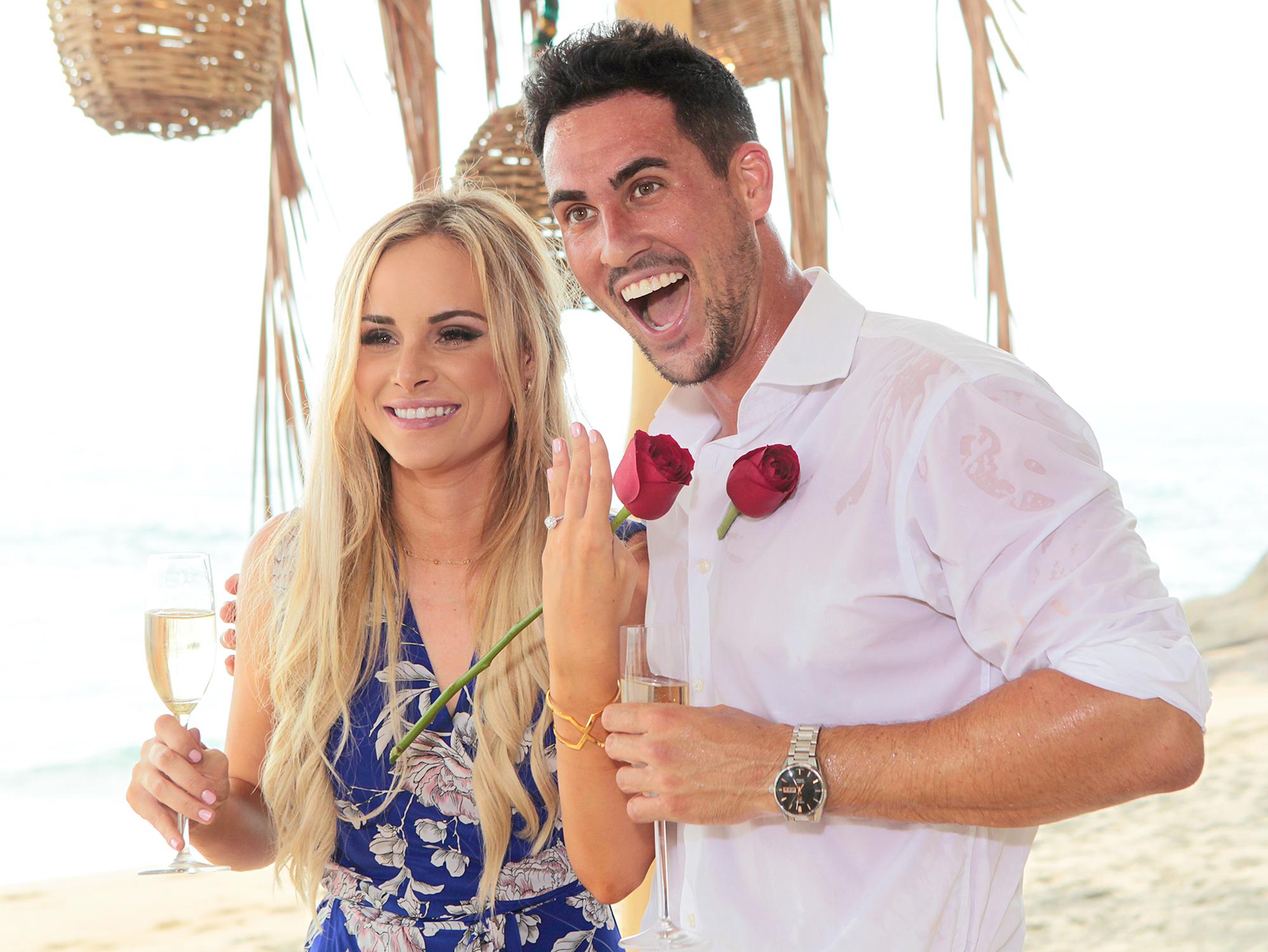 Amanda Stanton and Josh Murray Bachelor in Paradise