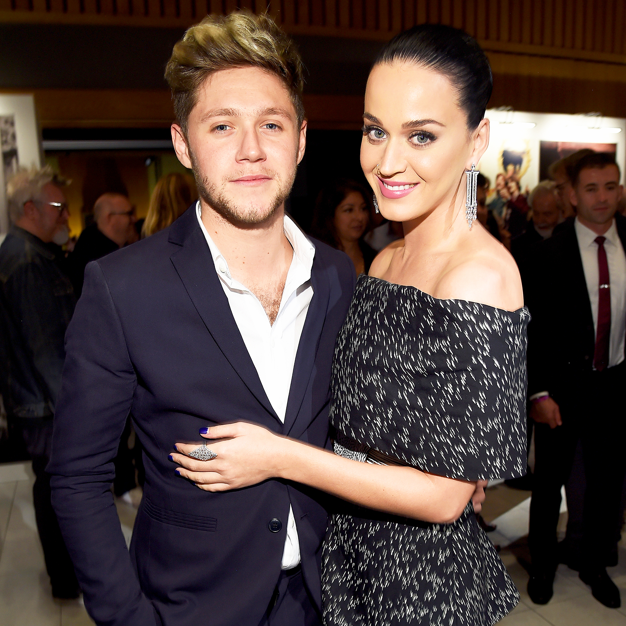 Niall Horan and Katy Perry