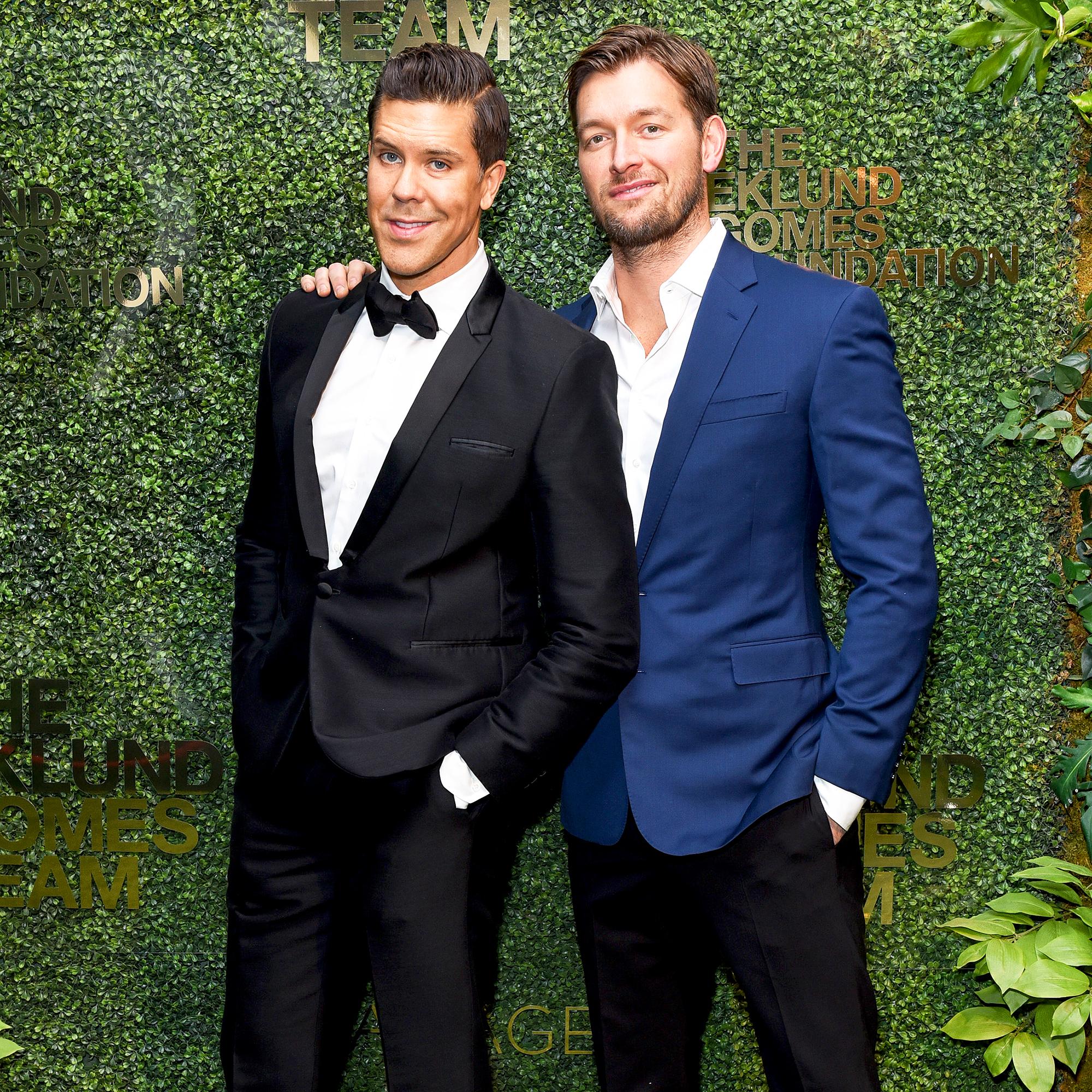 Fredrik Eklund and Derek Kaplan
