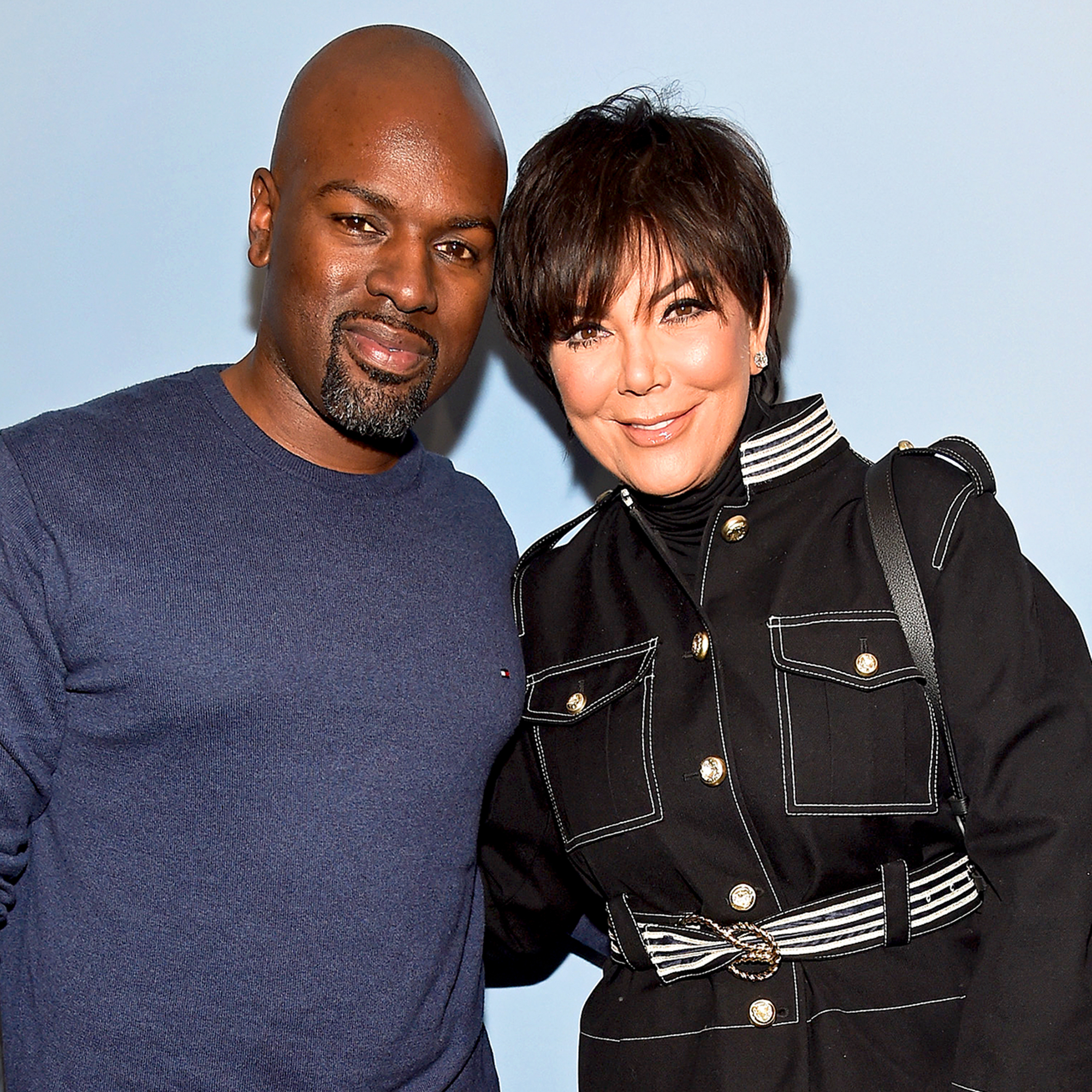 Kris Jenner and Corey Gamble Inside Their 4-Year Romance