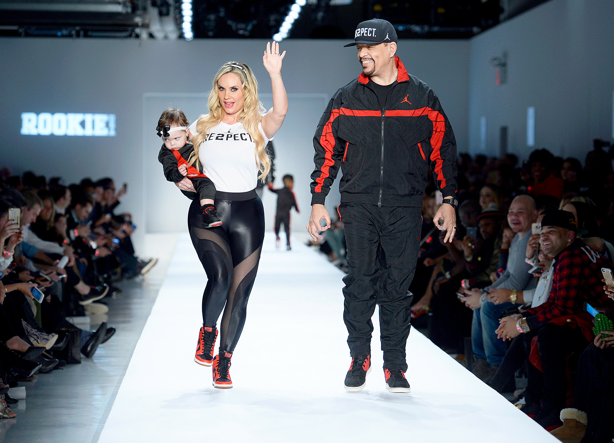 Coco Austin, Ice T and Chanel