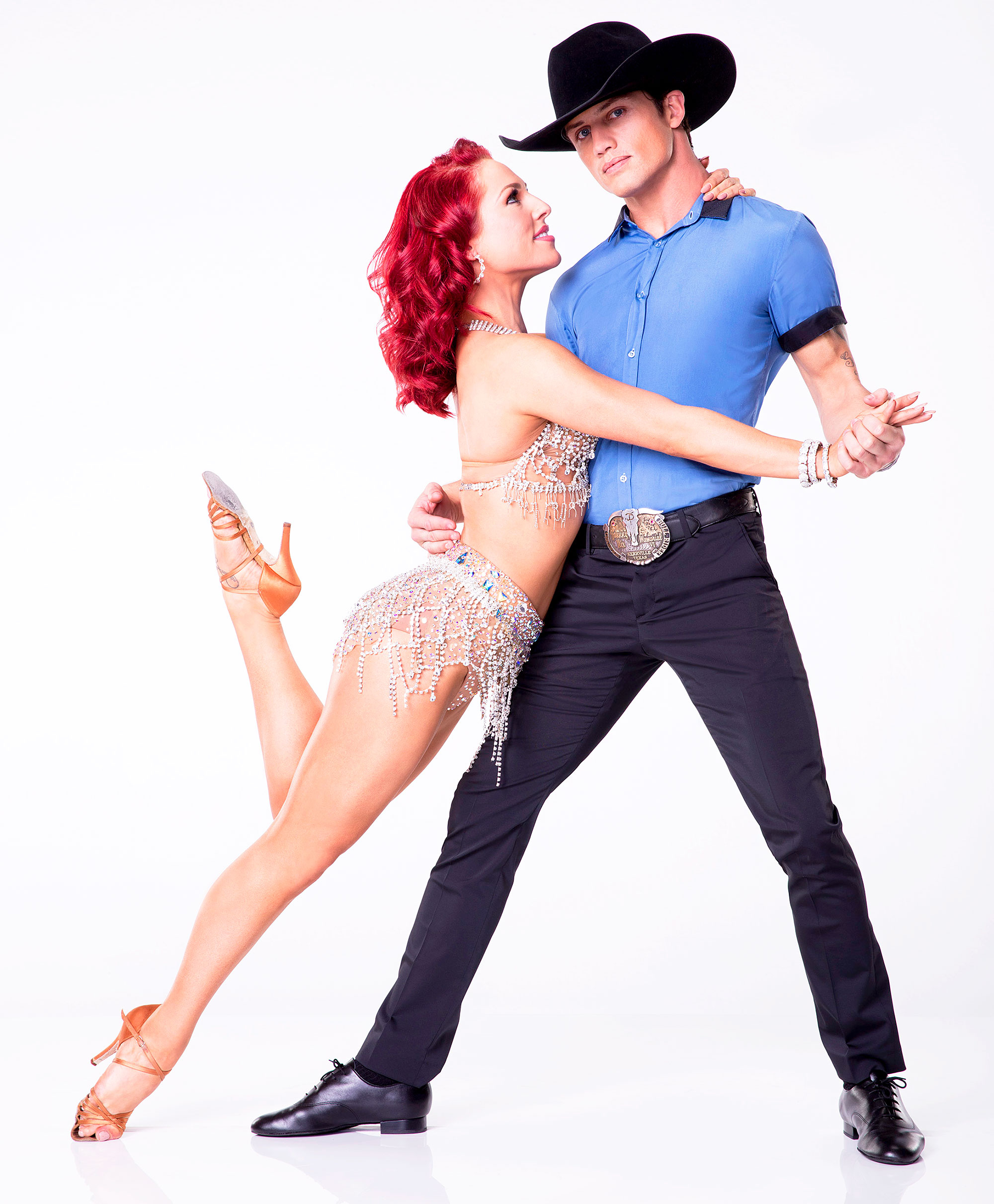 Bonner Bolton Sharna Burgess Dancing with The Stars
