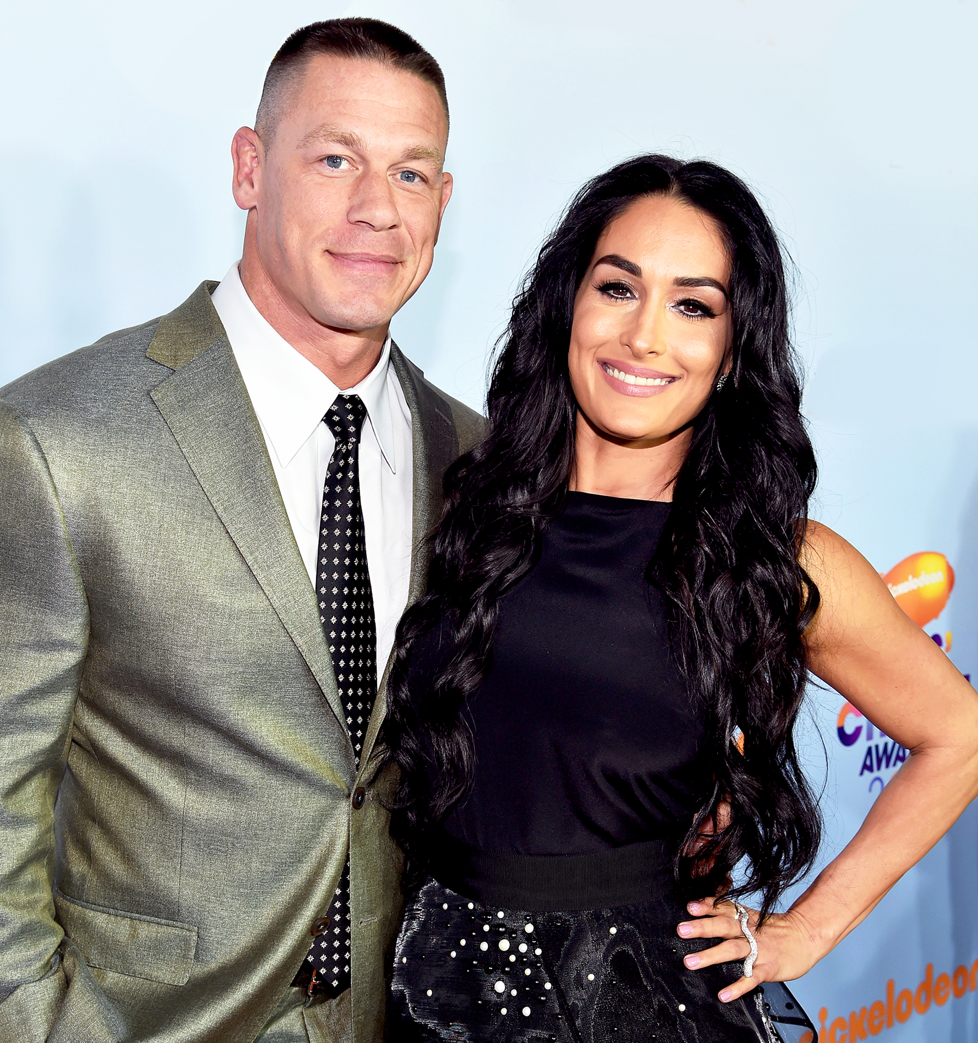 nikki bella and john cena engaged