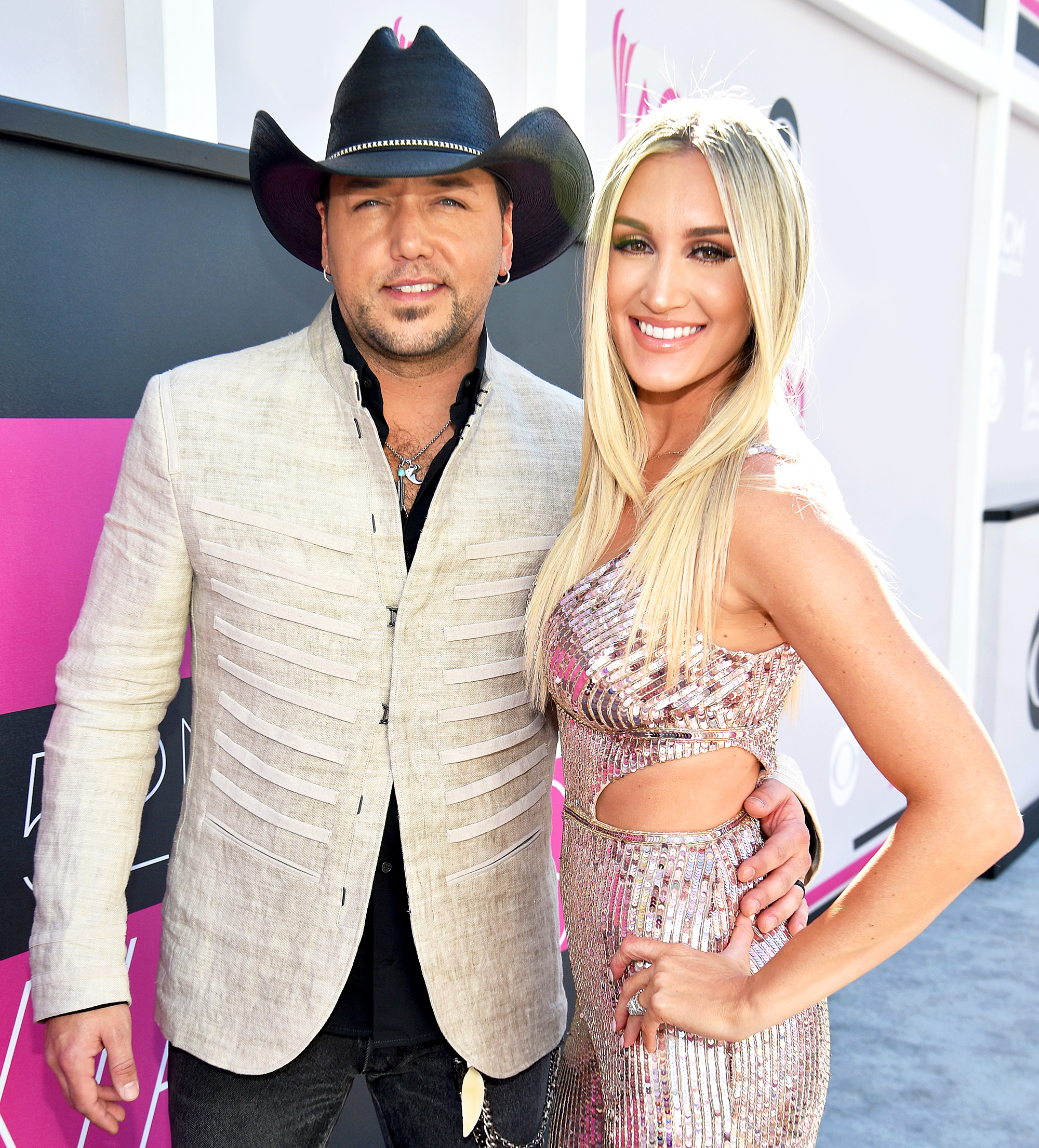 384393d6615640 Jason Aldean and Brittany Kerr