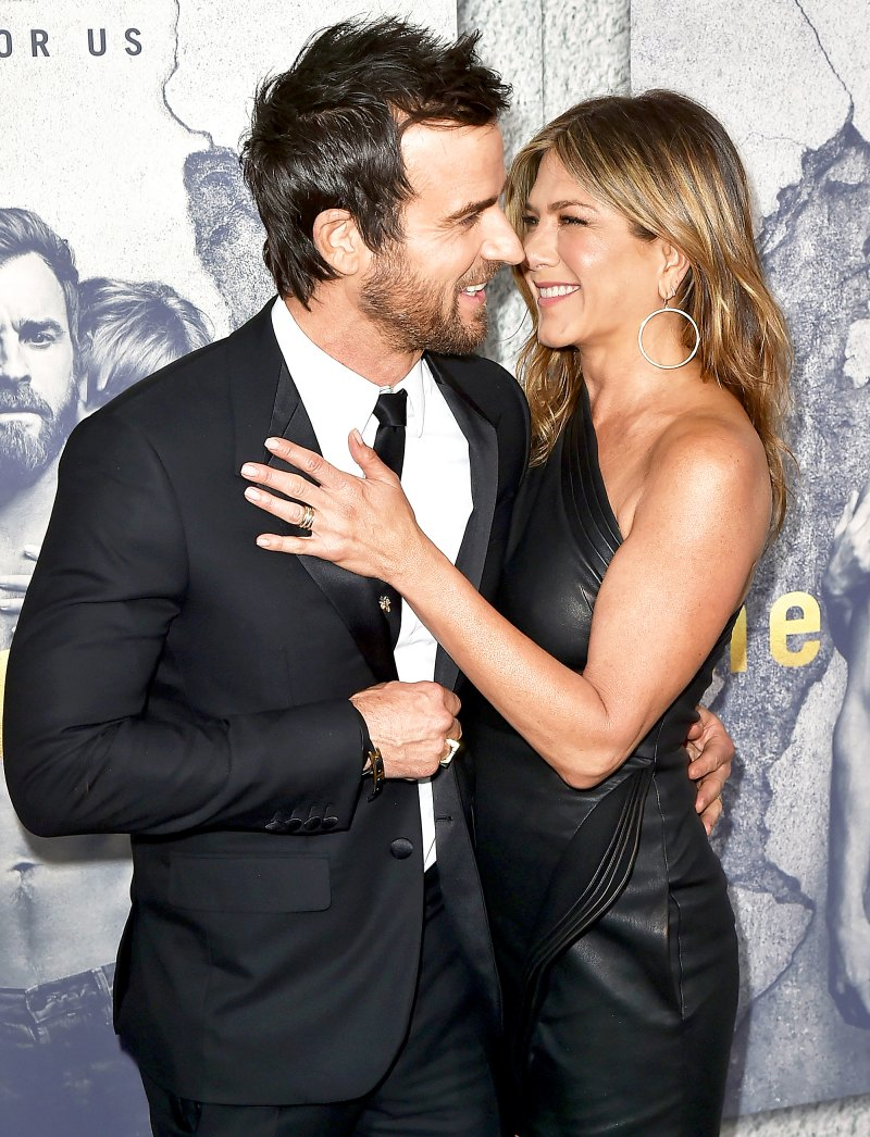 Justin Theroux Says Hes Still Embarrassed Over Those