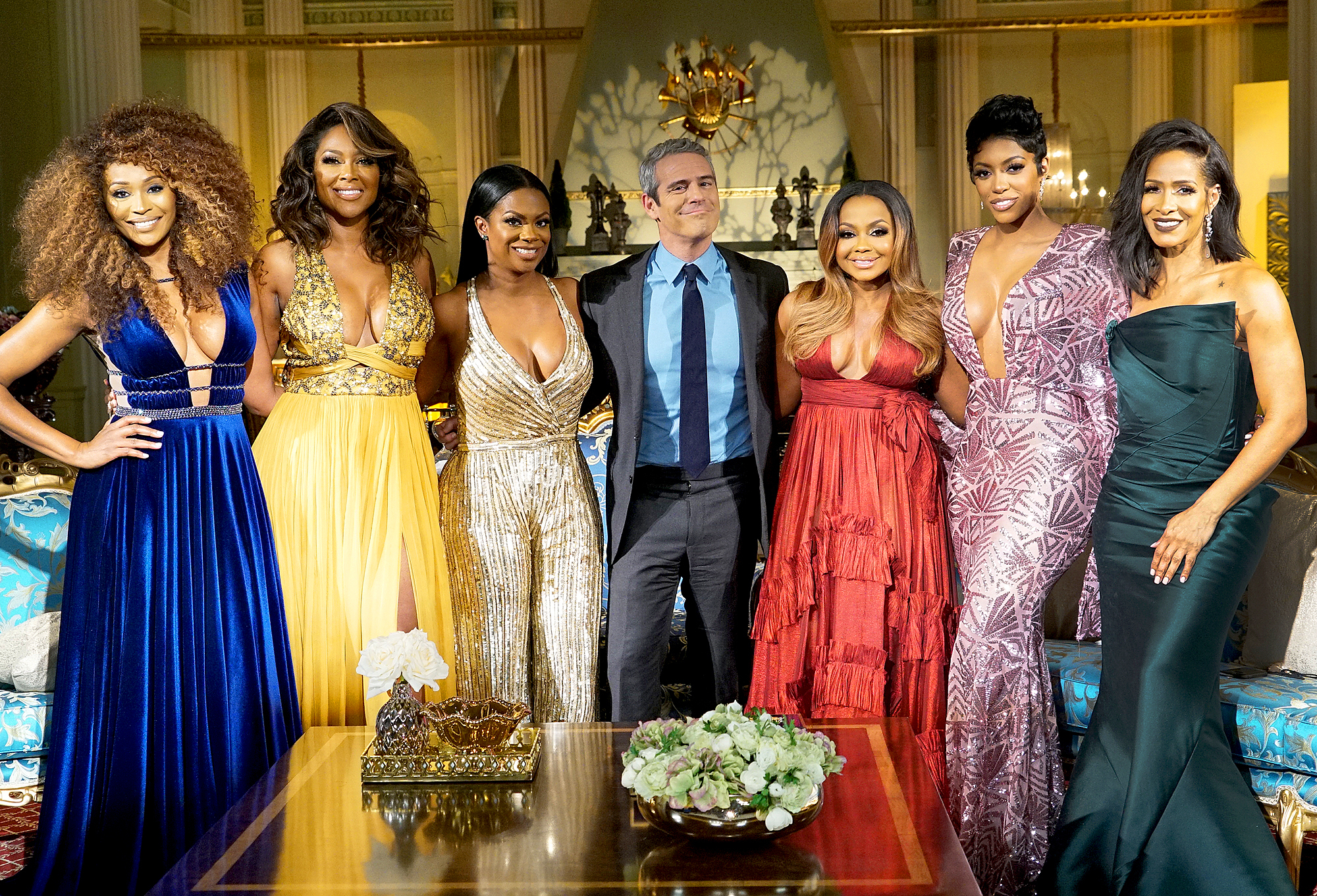 The Real Housewives of Atlanta and Andy Cohen