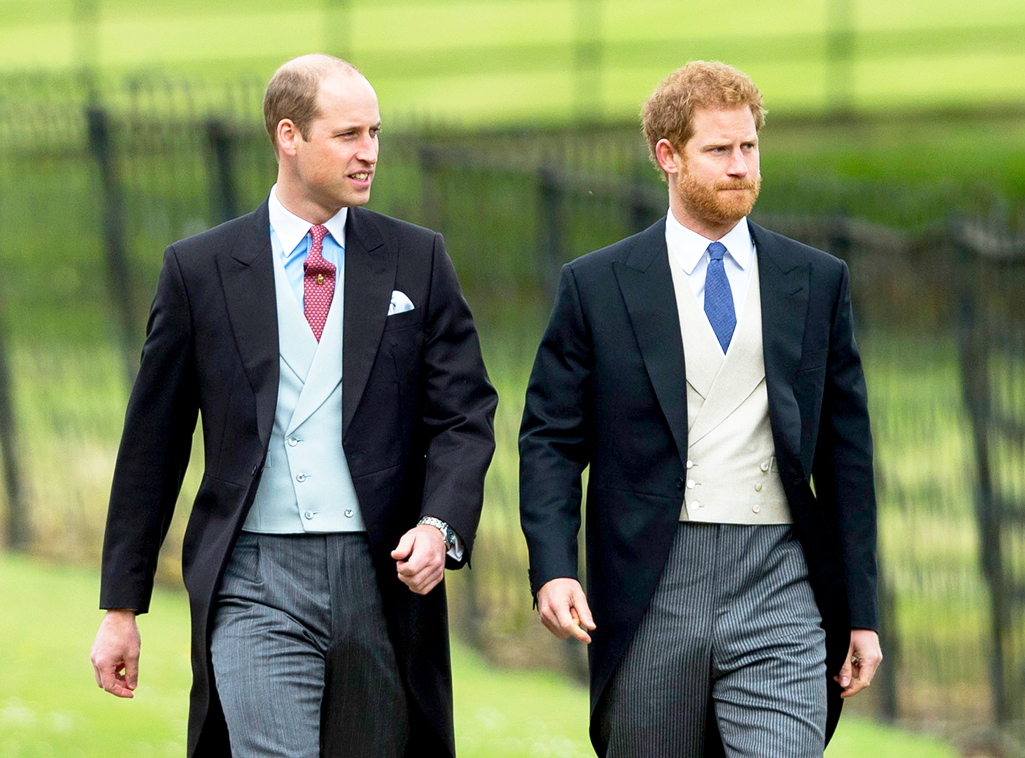 Prince William and Harry in Pictures forecast