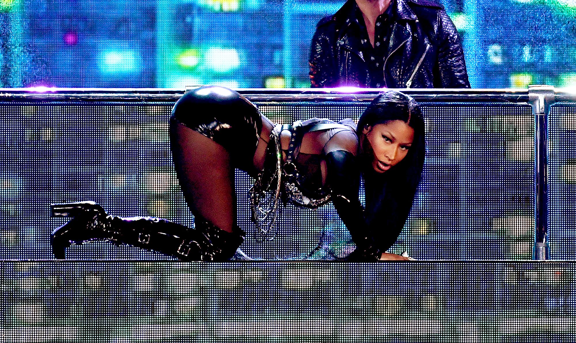 Nicki Minaj Bdsm