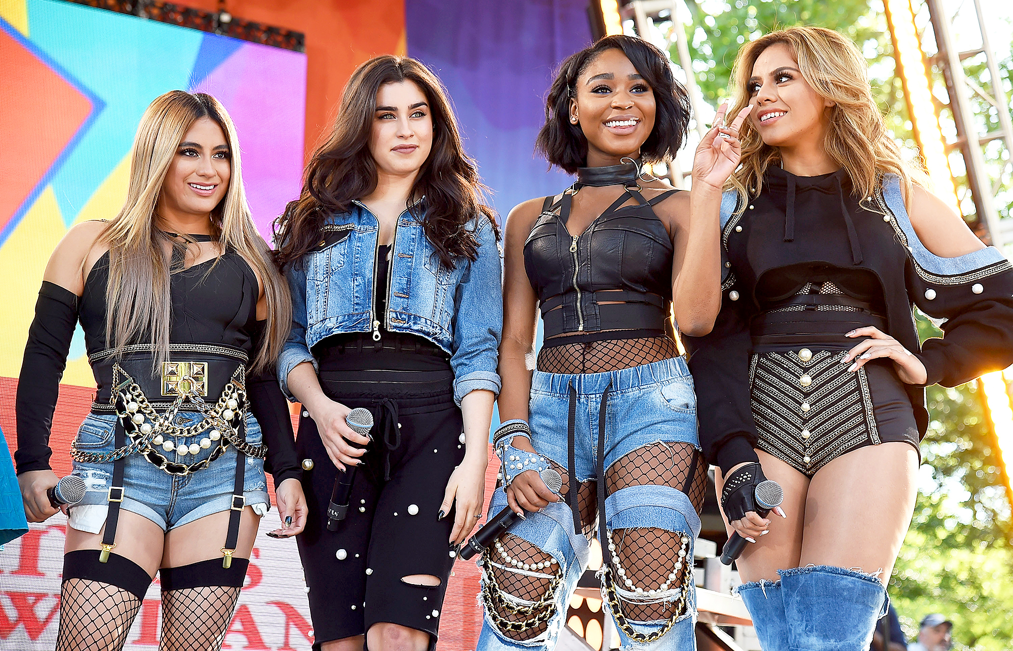 Fifth harmony reveal why they kept band name post camila cabello fifth harmony m4hsunfo