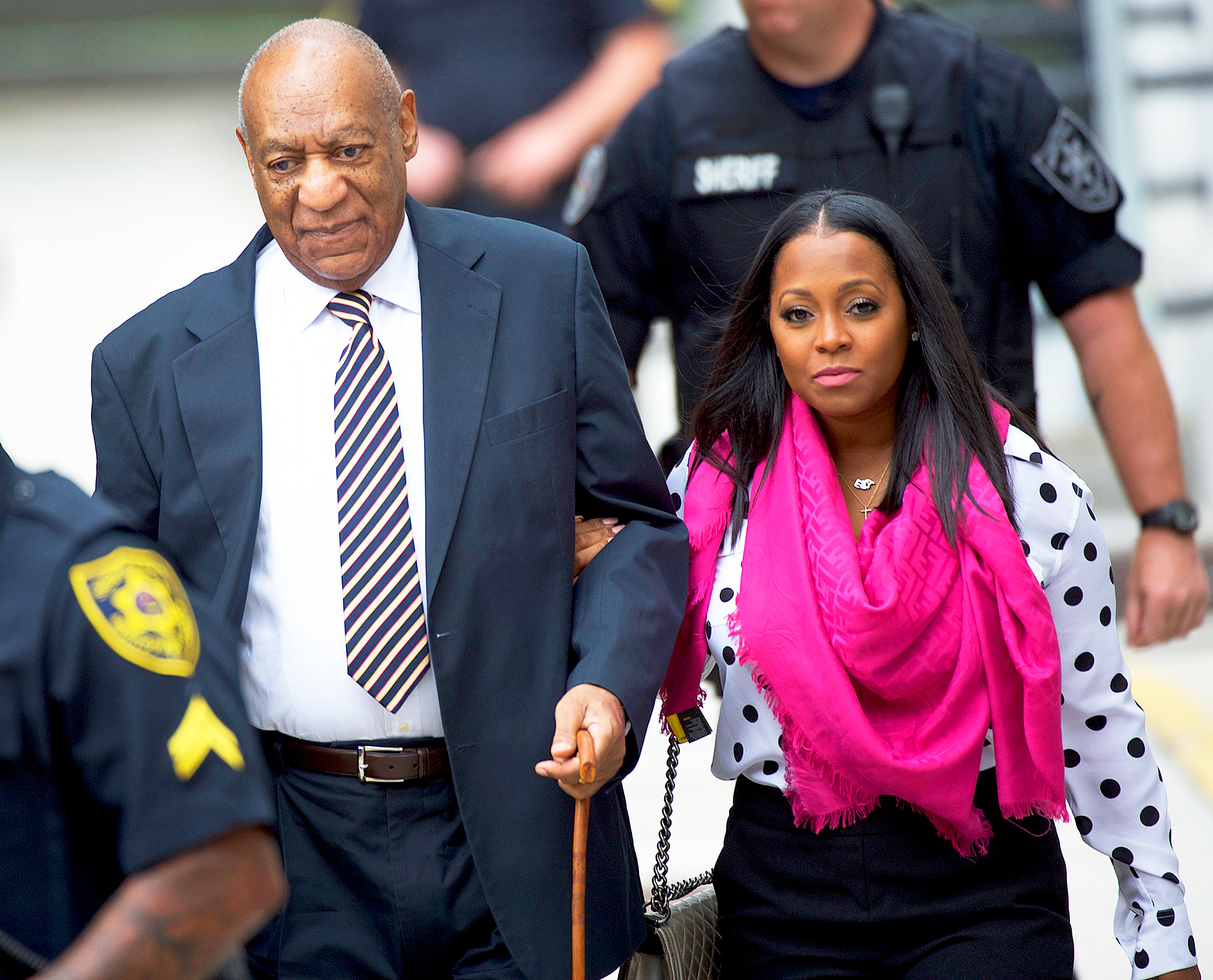 Bill Cosby and Keshia Knight Pulliam