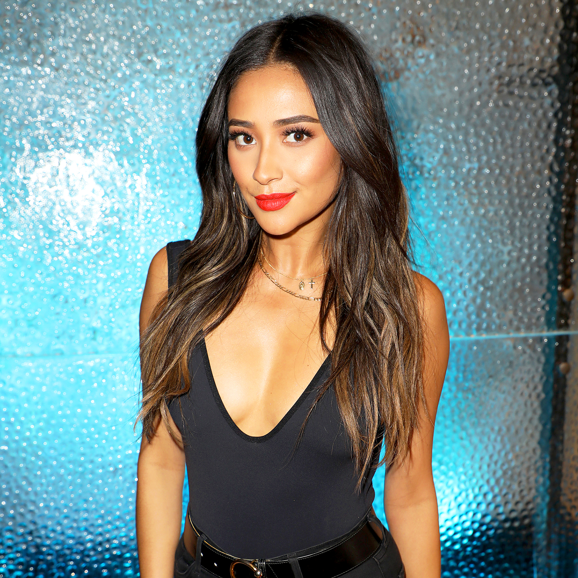 see through Shay Mitchell naked photo 2017