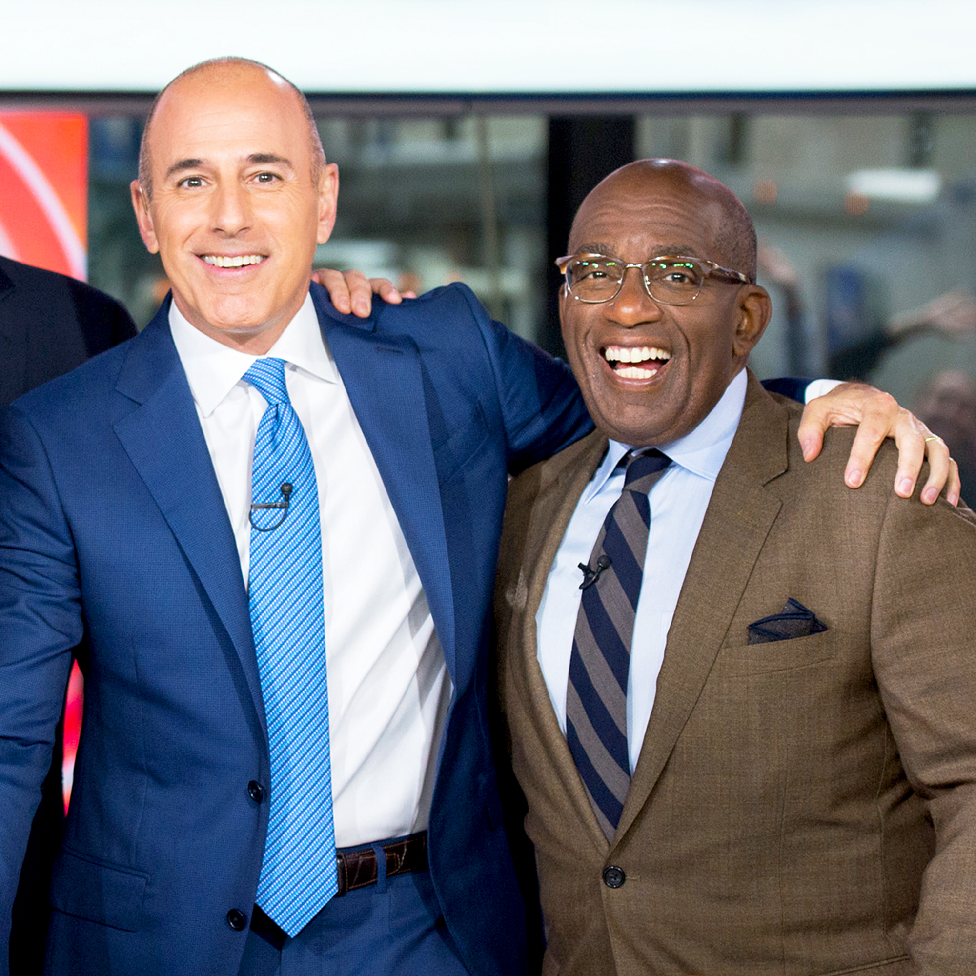 Matt Lauer And Al Roker Didnt Like Each Other At First