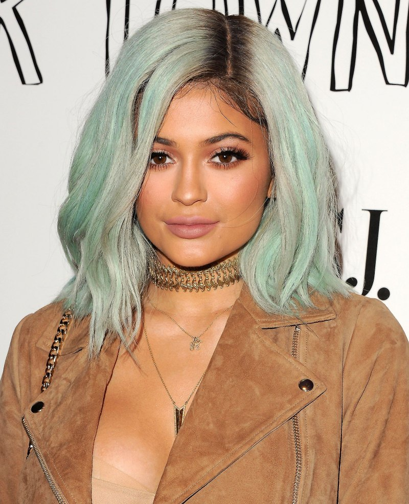 Kylie Jenner S Most Colorful Hairstyles
