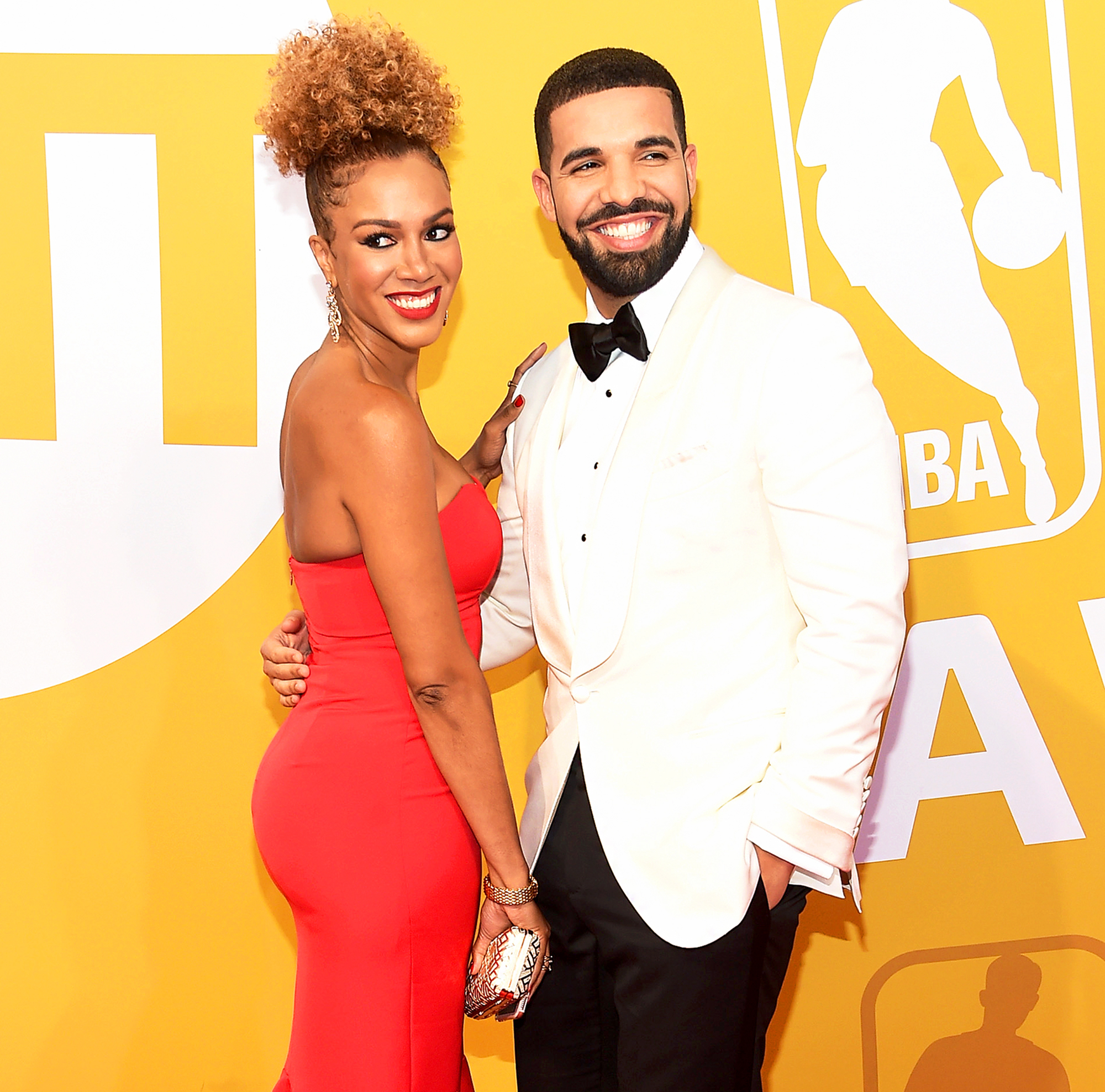 Rosalyn Gold-Onwude and Drake