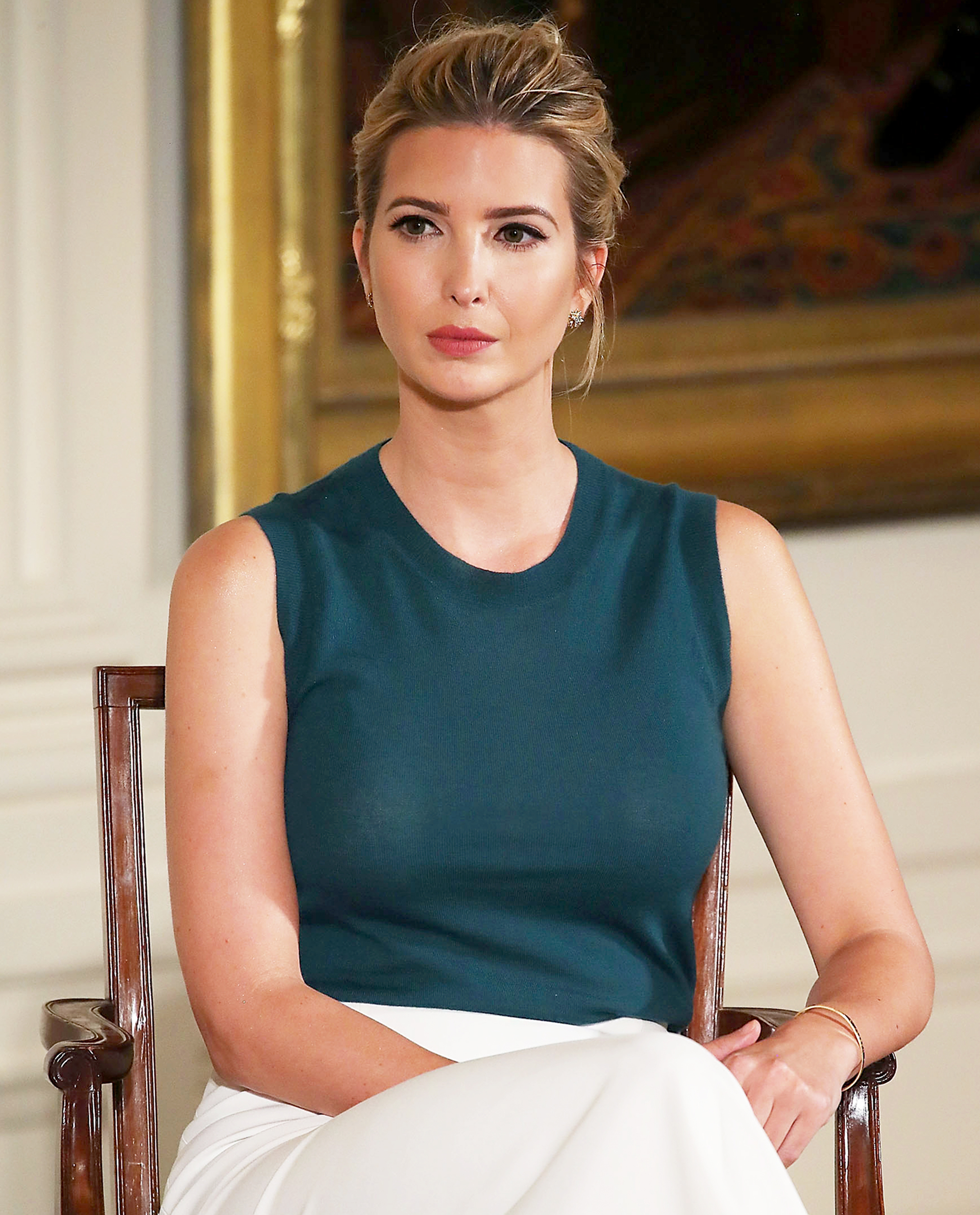 Ivanka Trump Supports Ending Barack Obama's Equal Pay Initiative
