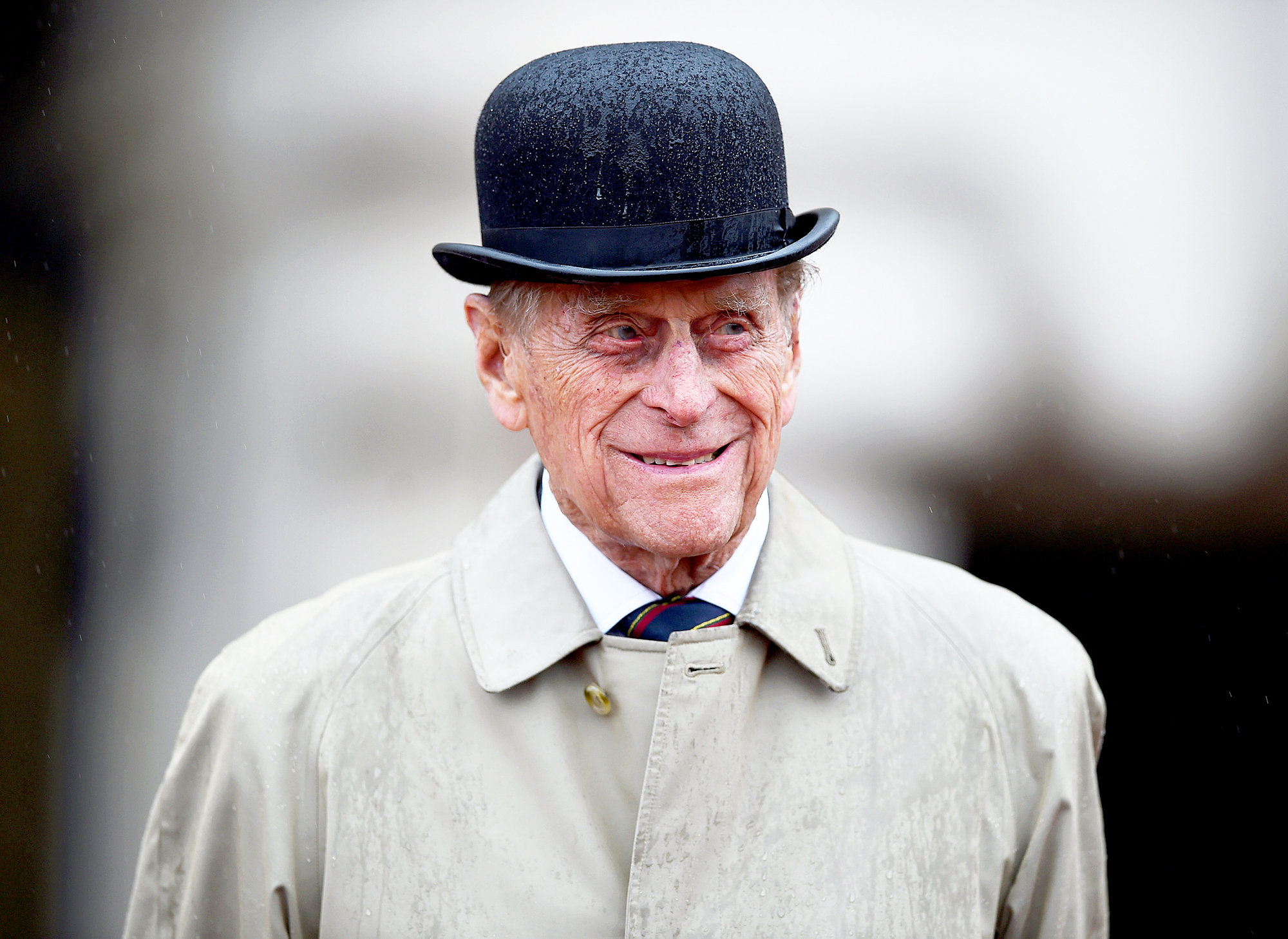Prince Philip Attends His Last Official Royal Engagement
