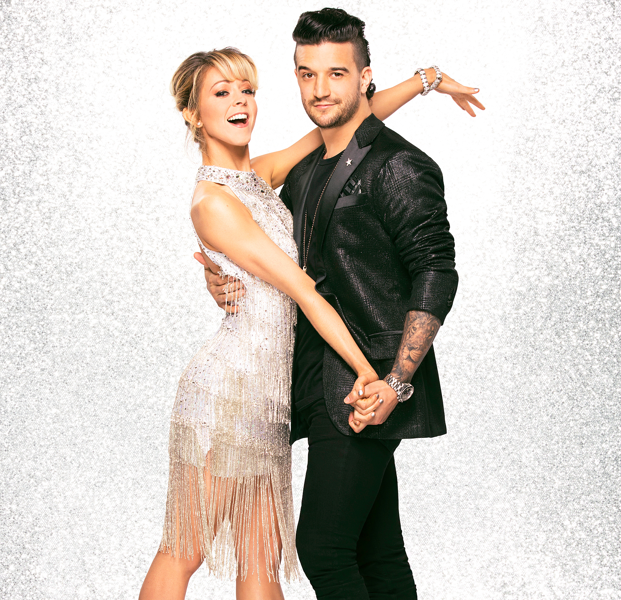 Mark Ballas and Lindsey Stirling Dancing With The Stars