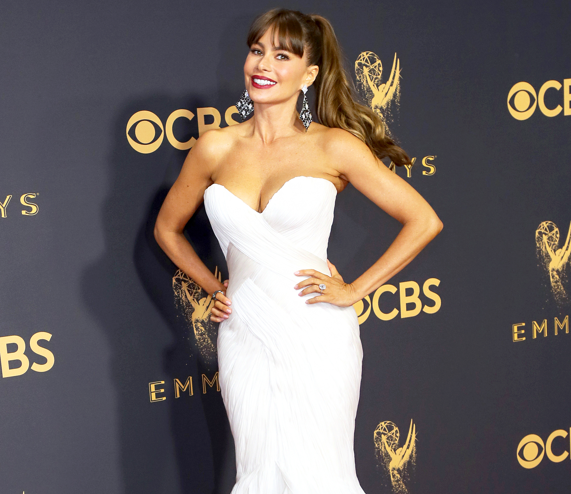 Sofia Vergara 69th Annual Primetime Emmy Awards 2017